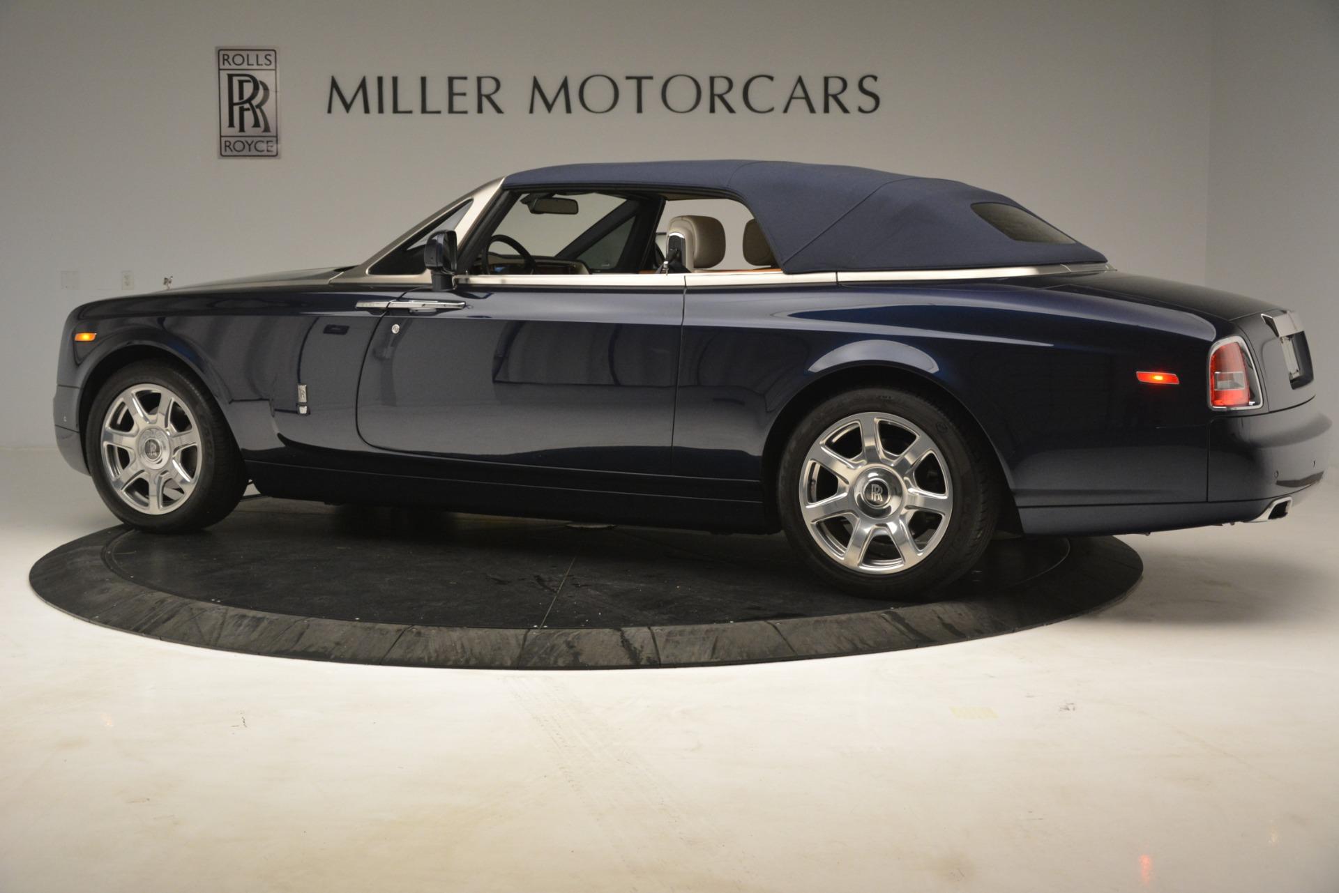 Used 2013 Rolls-Royce Phantom Drophead Coupe  For Sale In Westport, CT 2999_p19
