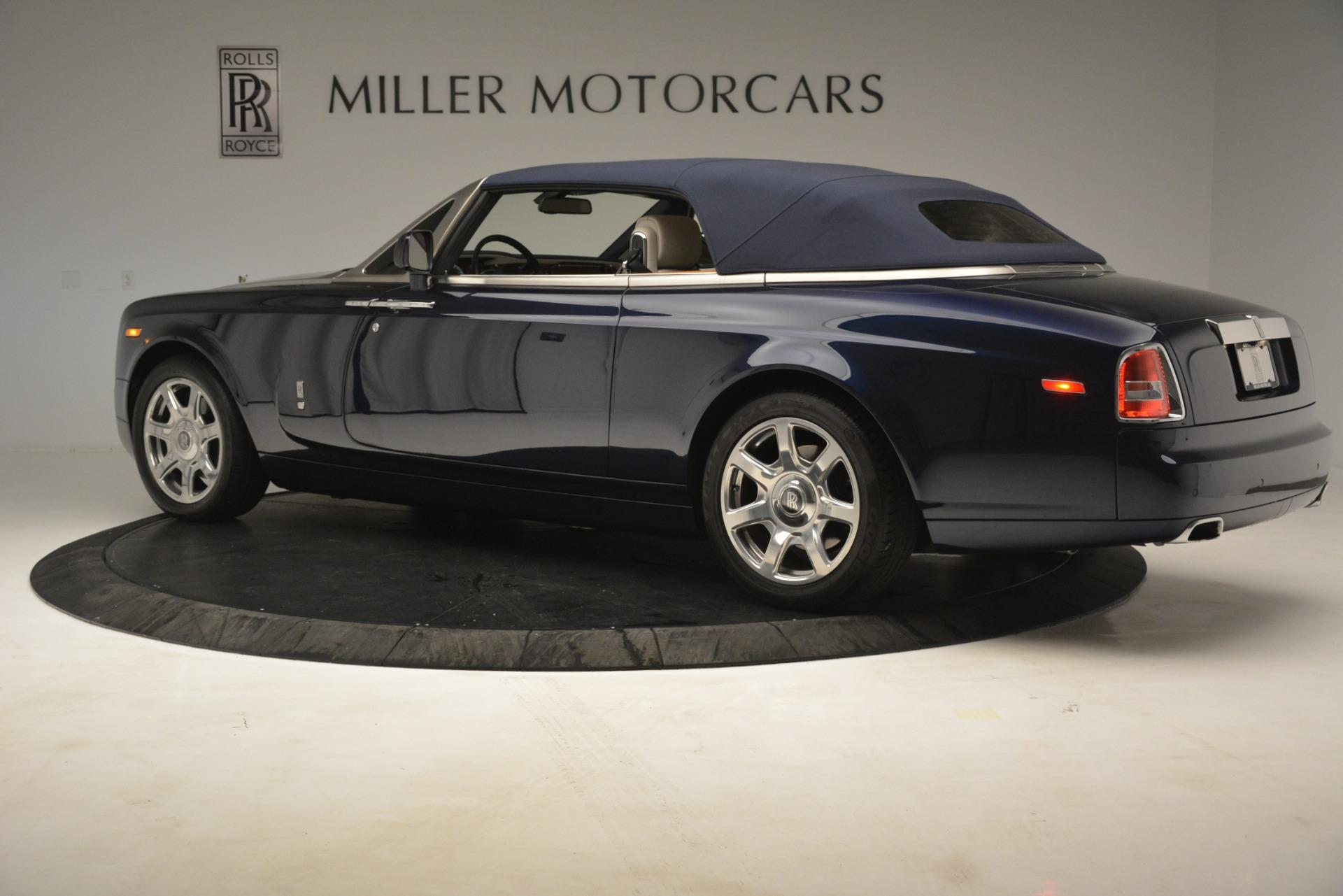 Used 2013 Rolls-Royce Phantom Drophead Coupe  For Sale In Westport, CT 2999_p20