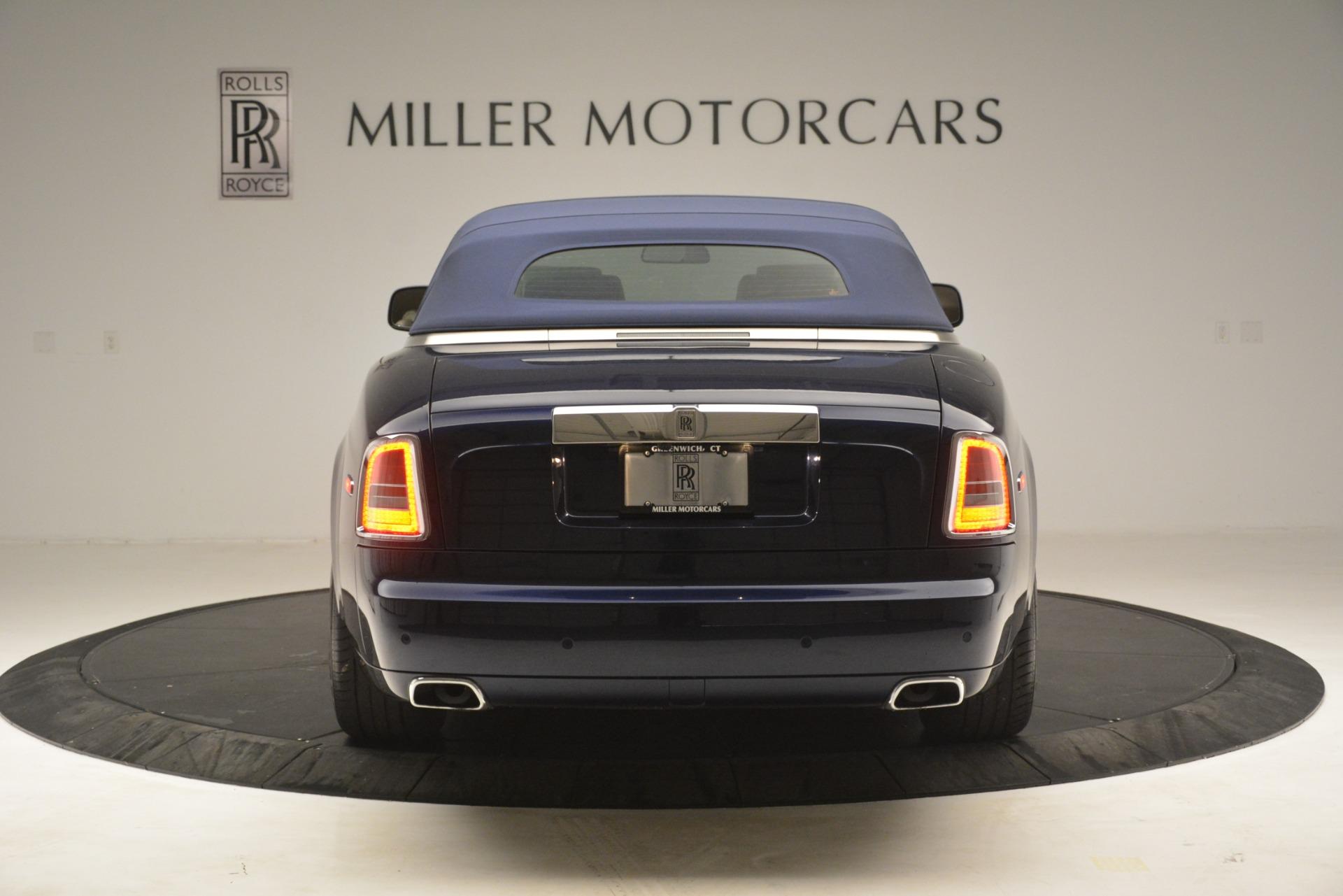 Used 2013 Rolls-Royce Phantom Drophead Coupe  For Sale In Westport, CT 2999_p22