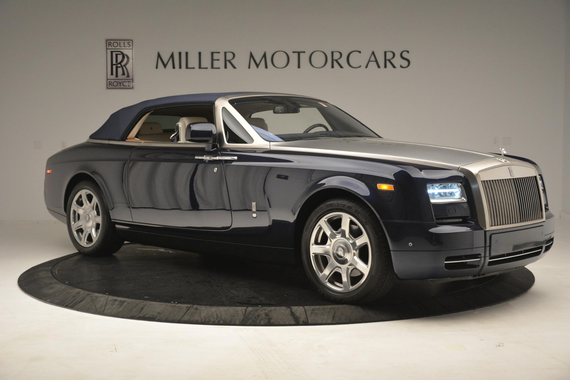 Used 2013 Rolls-Royce Phantom Drophead Coupe  For Sale In Westport, CT 2999_p26