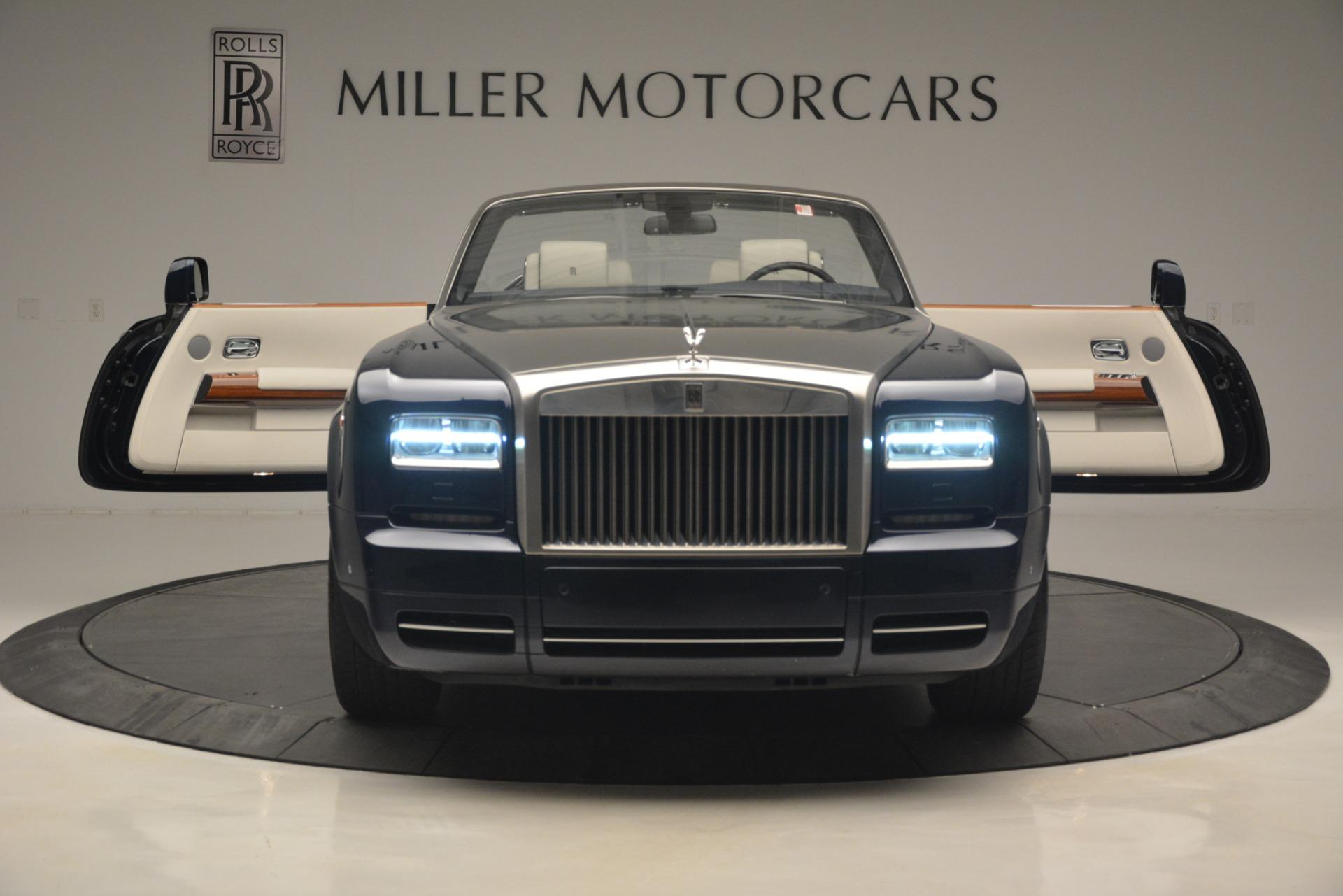 Used 2013 Rolls-Royce Phantom Drophead Coupe  For Sale In Westport, CT 2999_p29