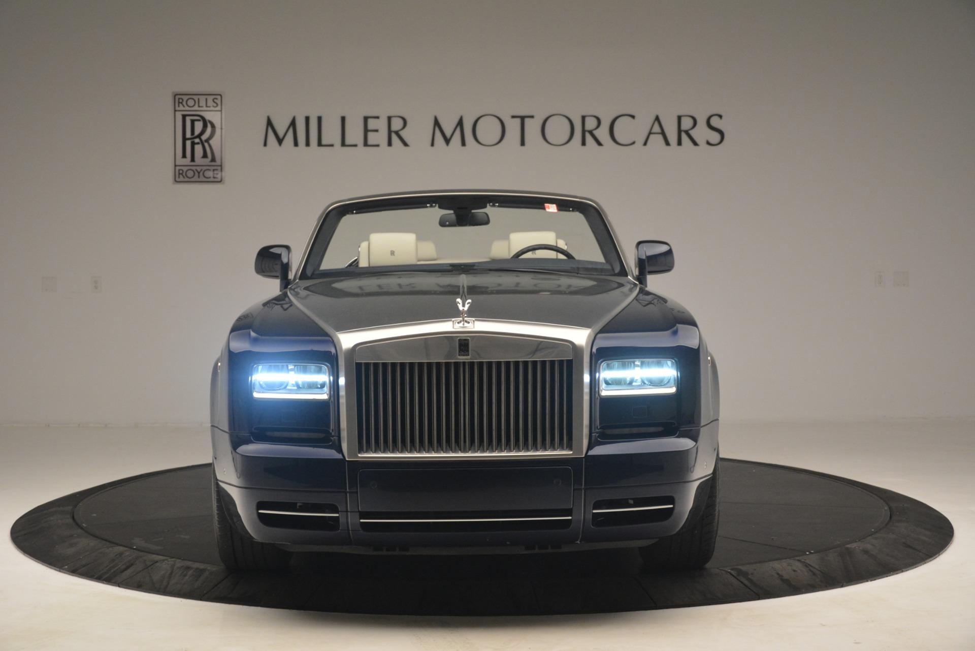 Used 2013 Rolls-Royce Phantom Drophead Coupe  For Sale In Westport, CT 2999_p2