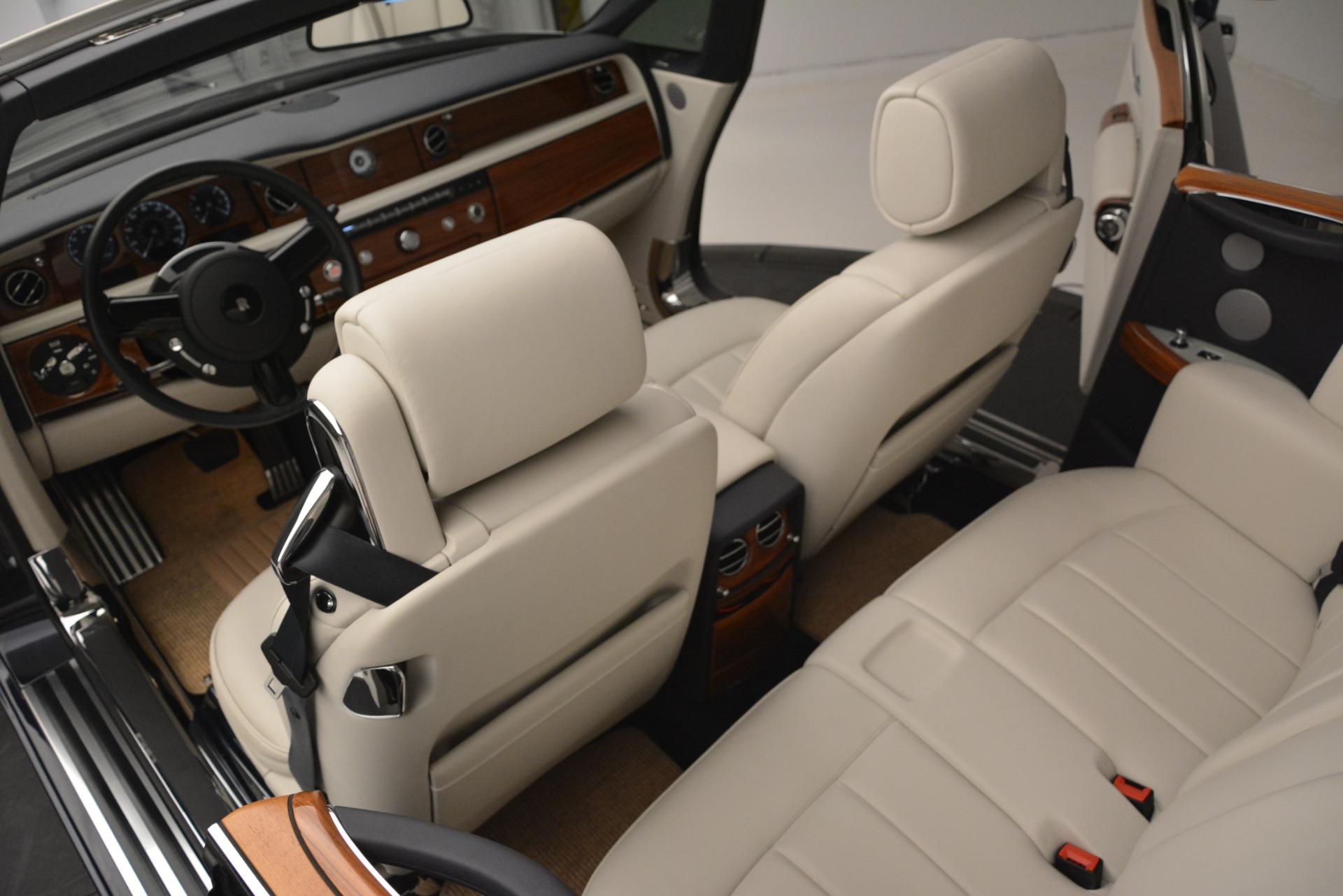 Used 2013 Rolls-Royce Phantom Drophead Coupe  For Sale In Westport, CT 2999_p31