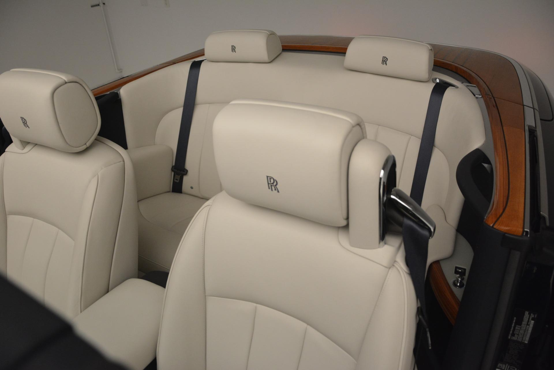Used 2013 Rolls-Royce Phantom Drophead Coupe  For Sale In Westport, CT 2999_p32