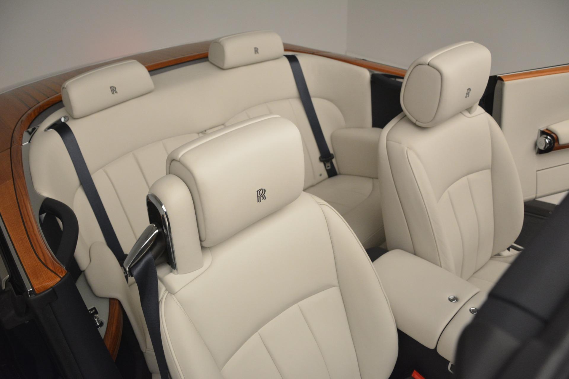 Used 2013 Rolls-Royce Phantom Drophead Coupe  For Sale In Westport, CT 2999_p36