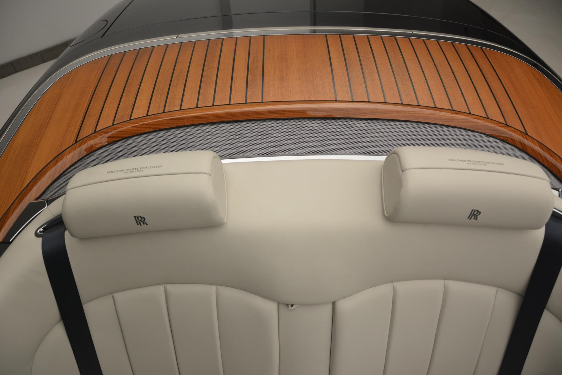 Used 2013 Rolls-Royce Phantom Drophead Coupe  For Sale In Westport, CT 2999_p46