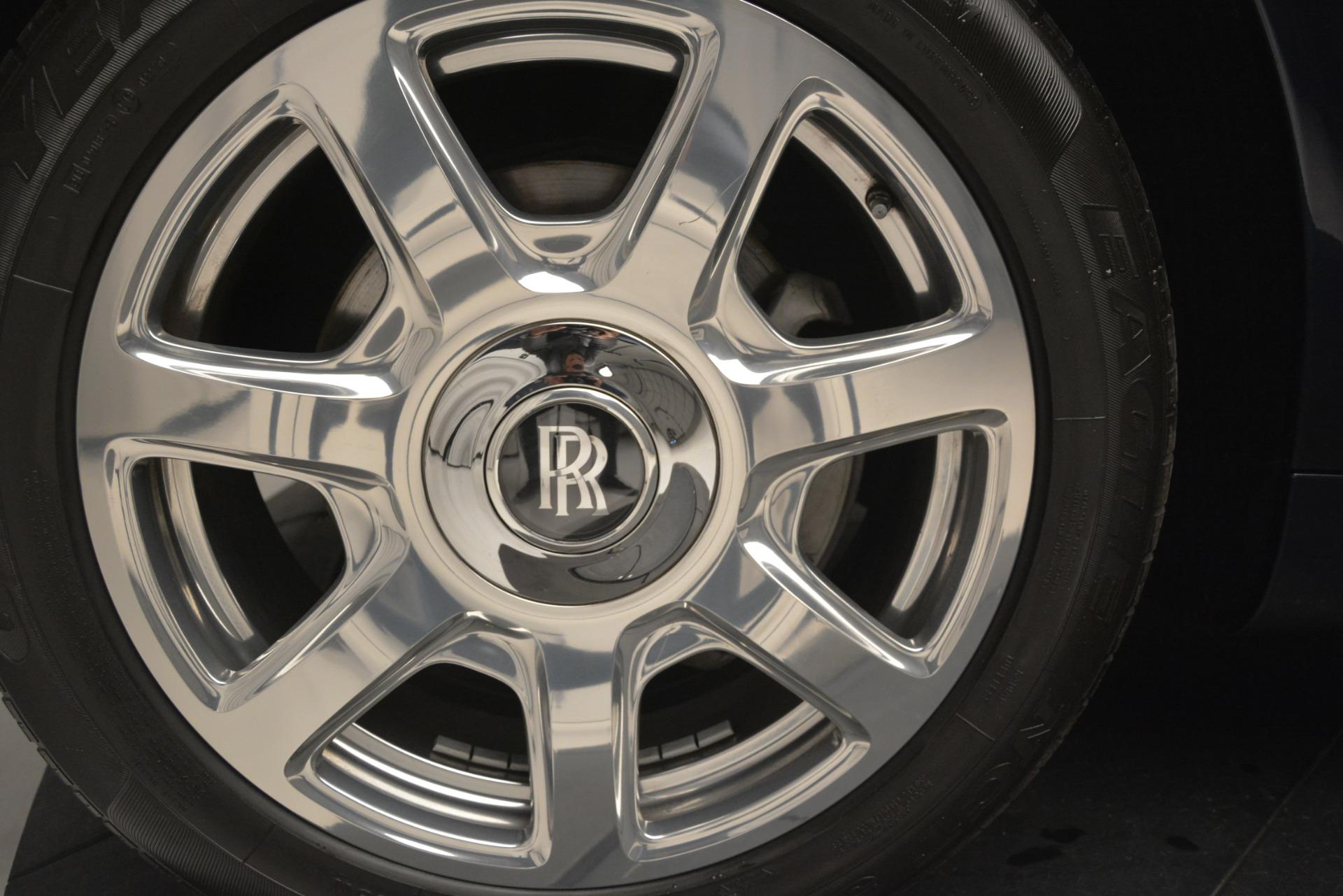 Used 2013 Rolls-Royce Phantom Drophead Coupe  For Sale In Westport, CT 2999_p50