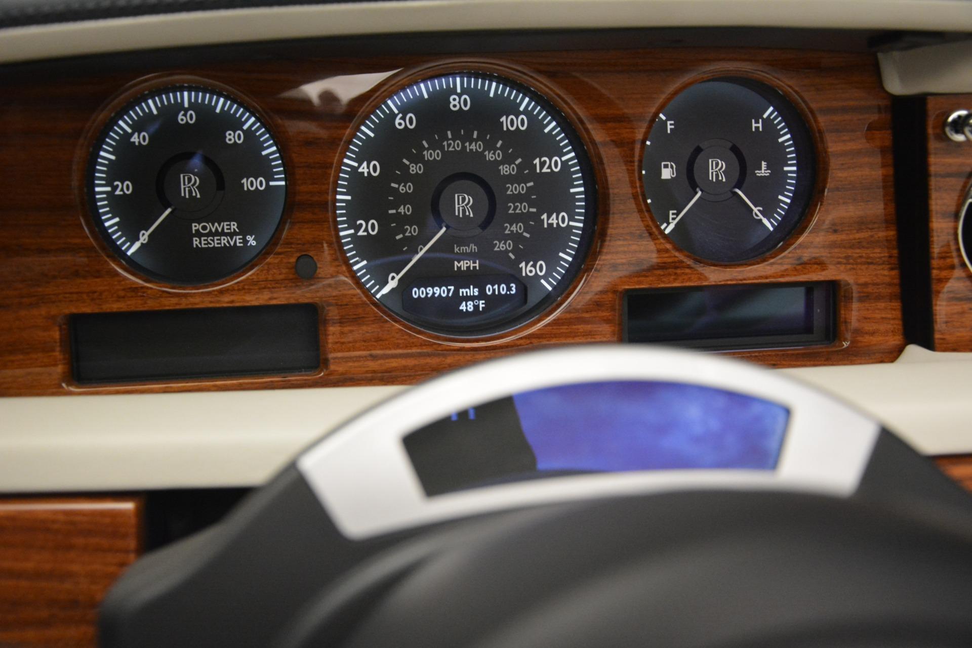 Used 2013 Rolls-Royce Phantom Drophead Coupe  For Sale In Westport, CT 2999_p52