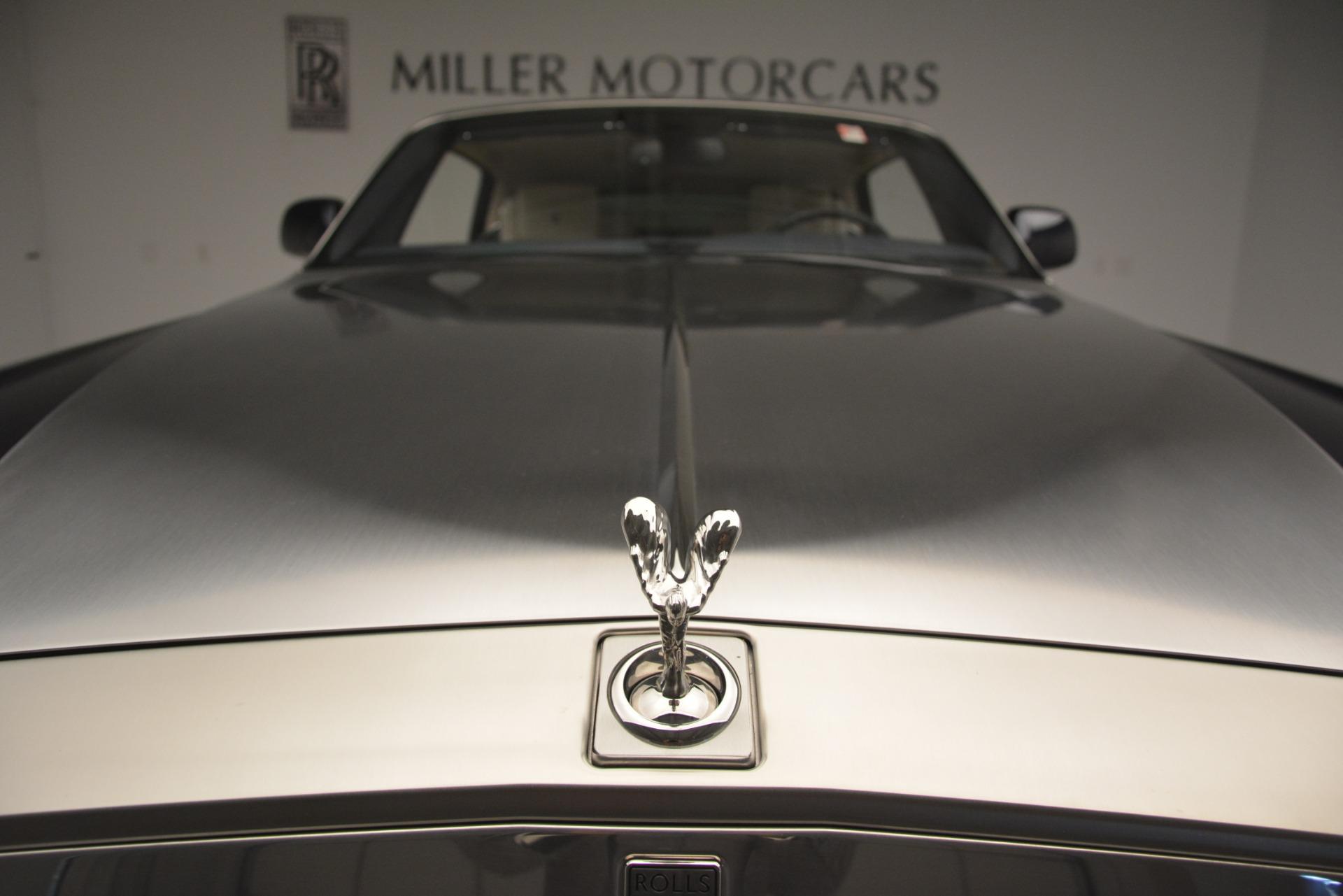 Used 2013 Rolls-Royce Phantom Drophead Coupe  For Sale In Westport, CT 2999_p56