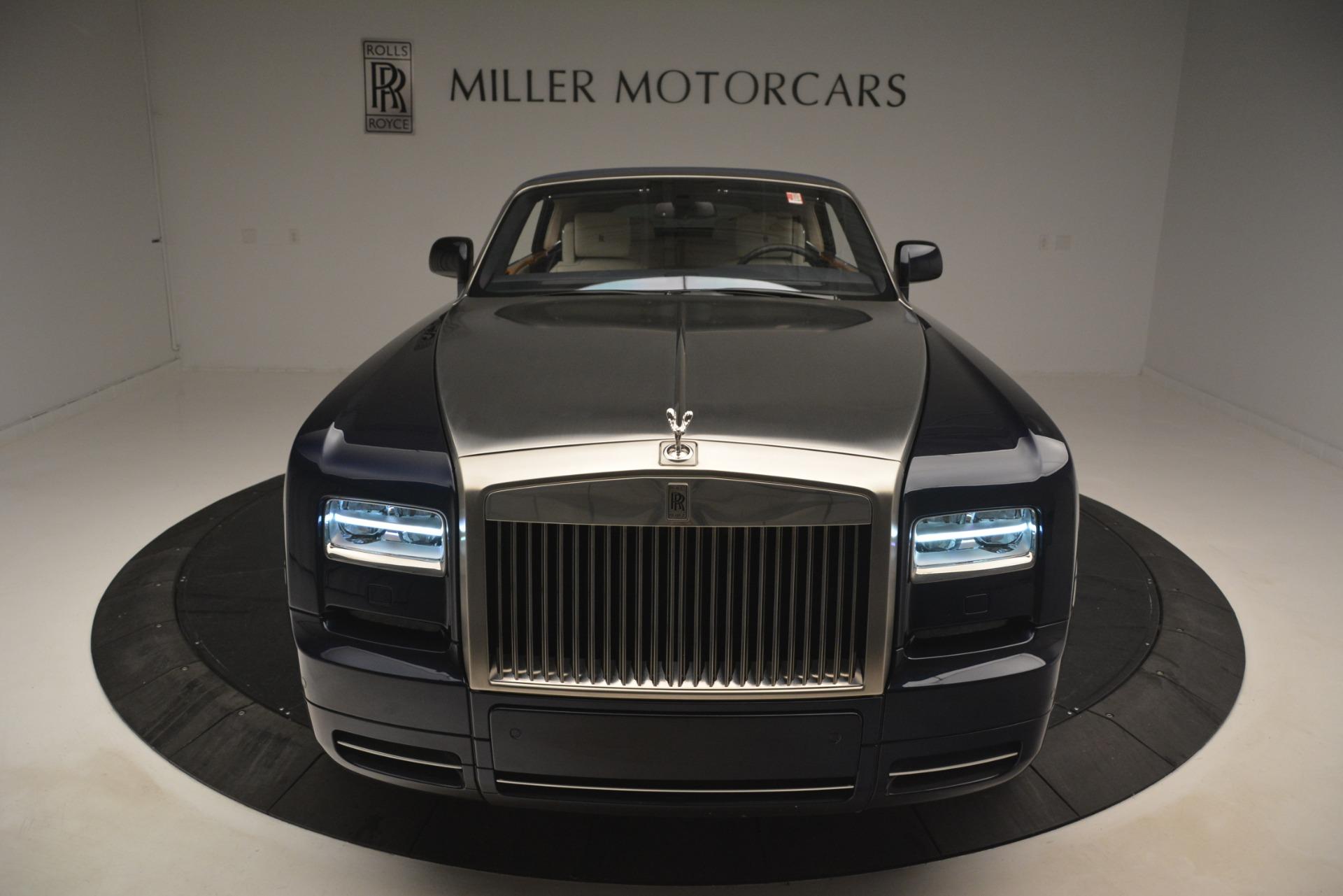 Used 2013 Rolls-Royce Phantom Drophead Coupe  For Sale In Westport, CT 2999_p57