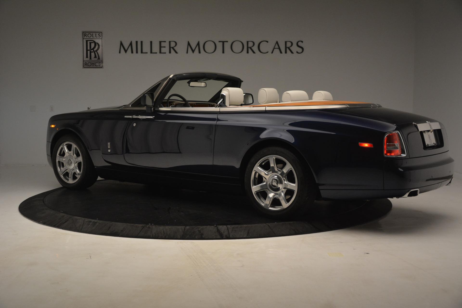Used 2013 Rolls-Royce Phantom Drophead Coupe  For Sale In Westport, CT 2999_p6