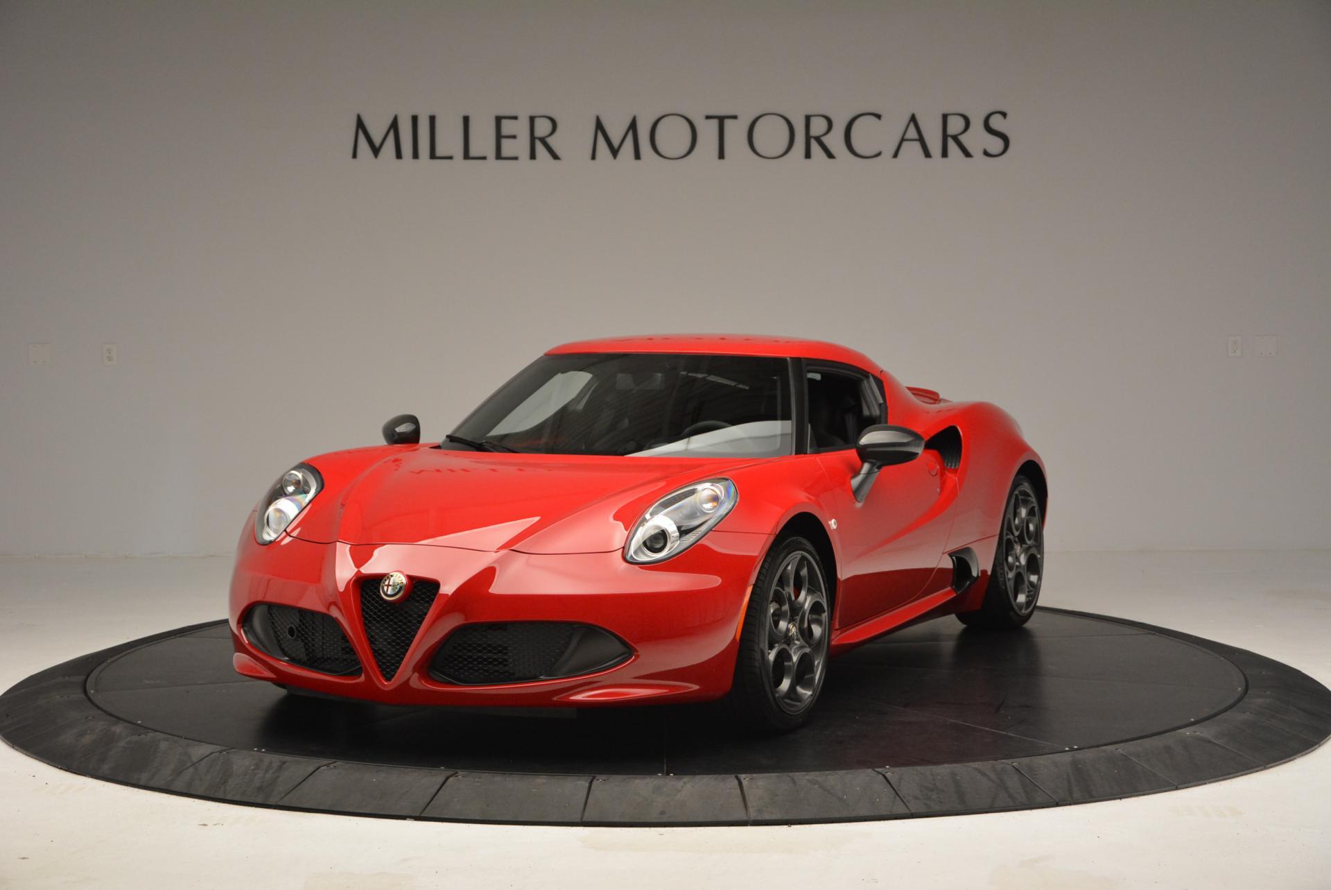 Used 2015 Alfa Romeo 4C  For Sale In Westport, CT 3_main