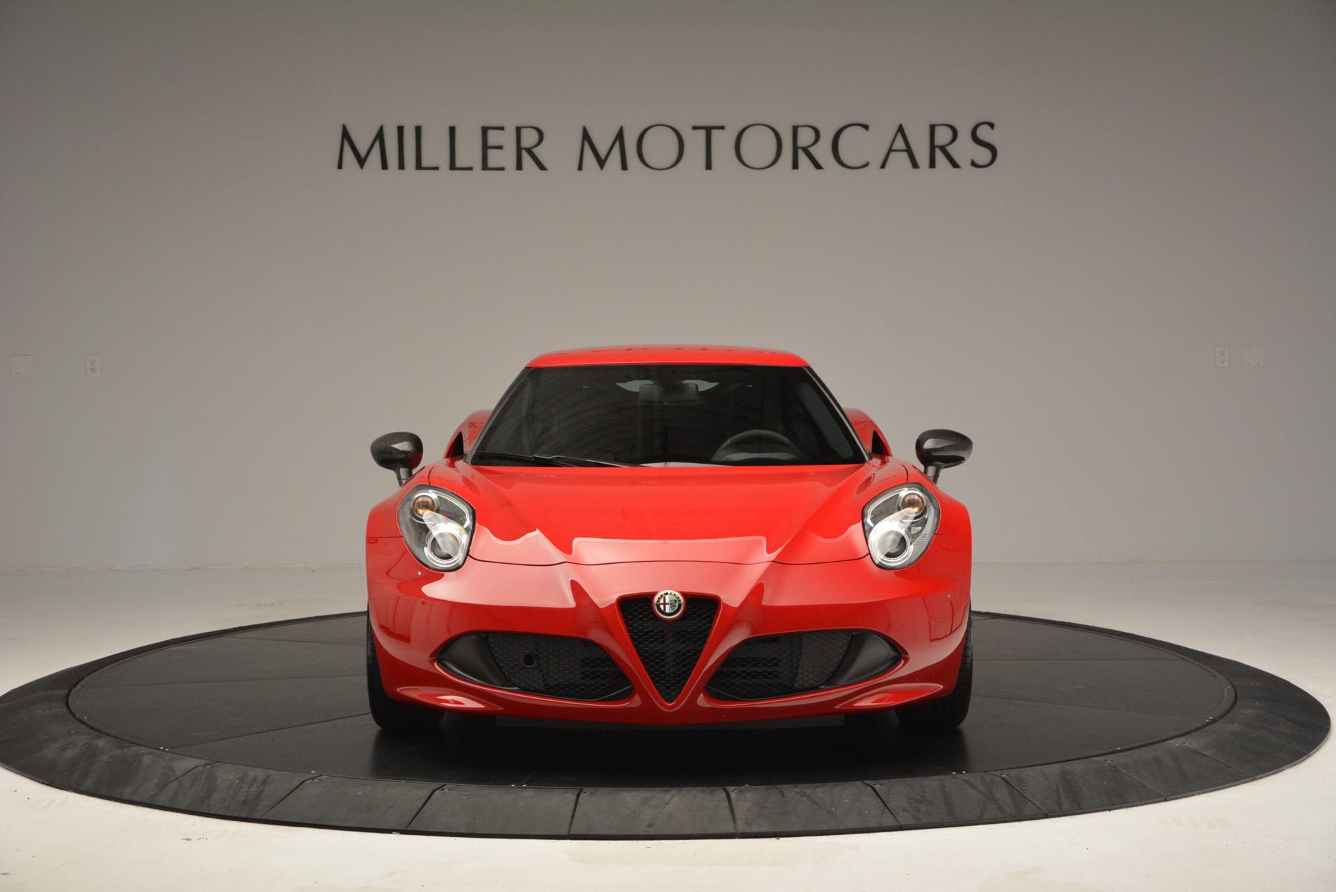 Used 2015 Alfa Romeo 4C  For Sale In Westport, CT 3_p12