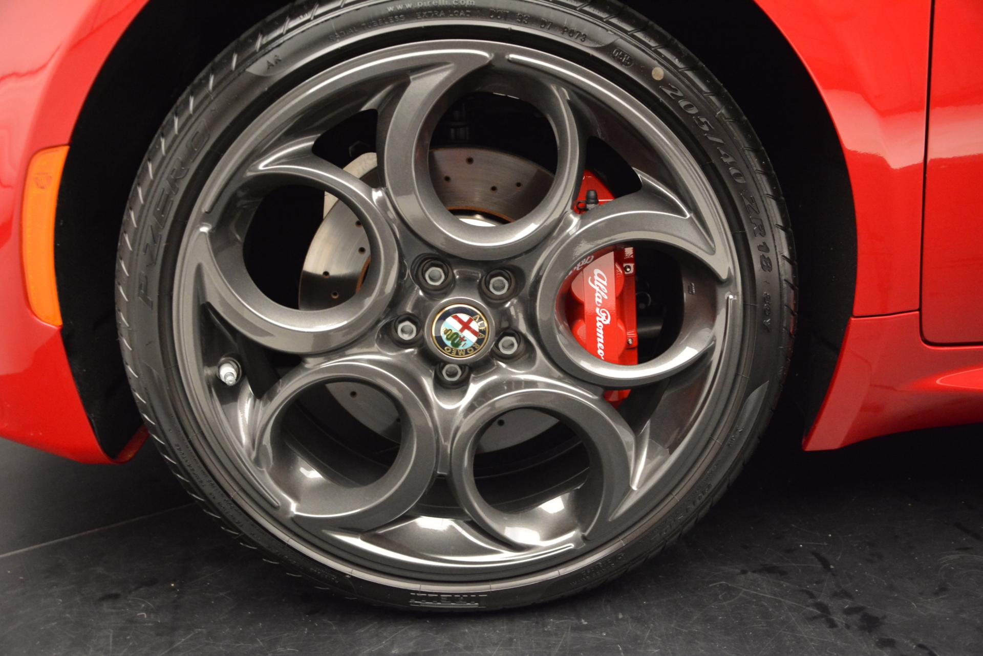 Used 2015 Alfa Romeo 4C  For Sale In Westport, CT 3_p13