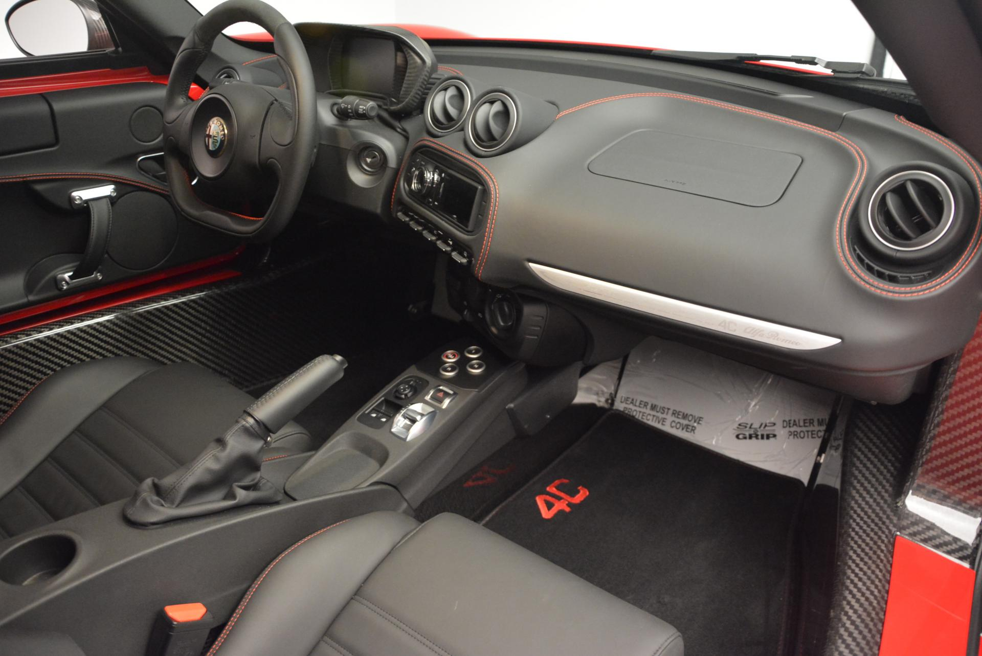 Used 2015 Alfa Romeo 4C  For Sale In Westport, CT 3_p18