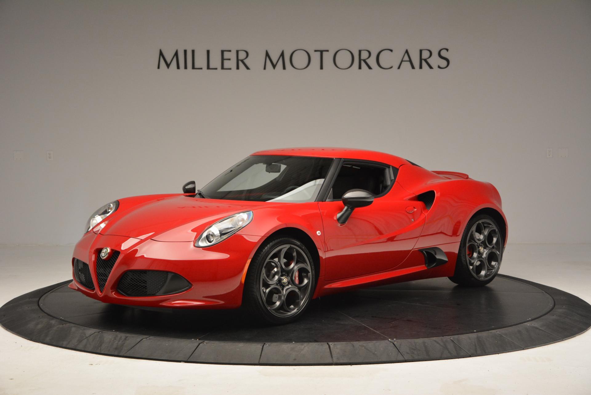 Used 2015 Alfa Romeo 4C  For Sale In Westport, CT 3_p2
