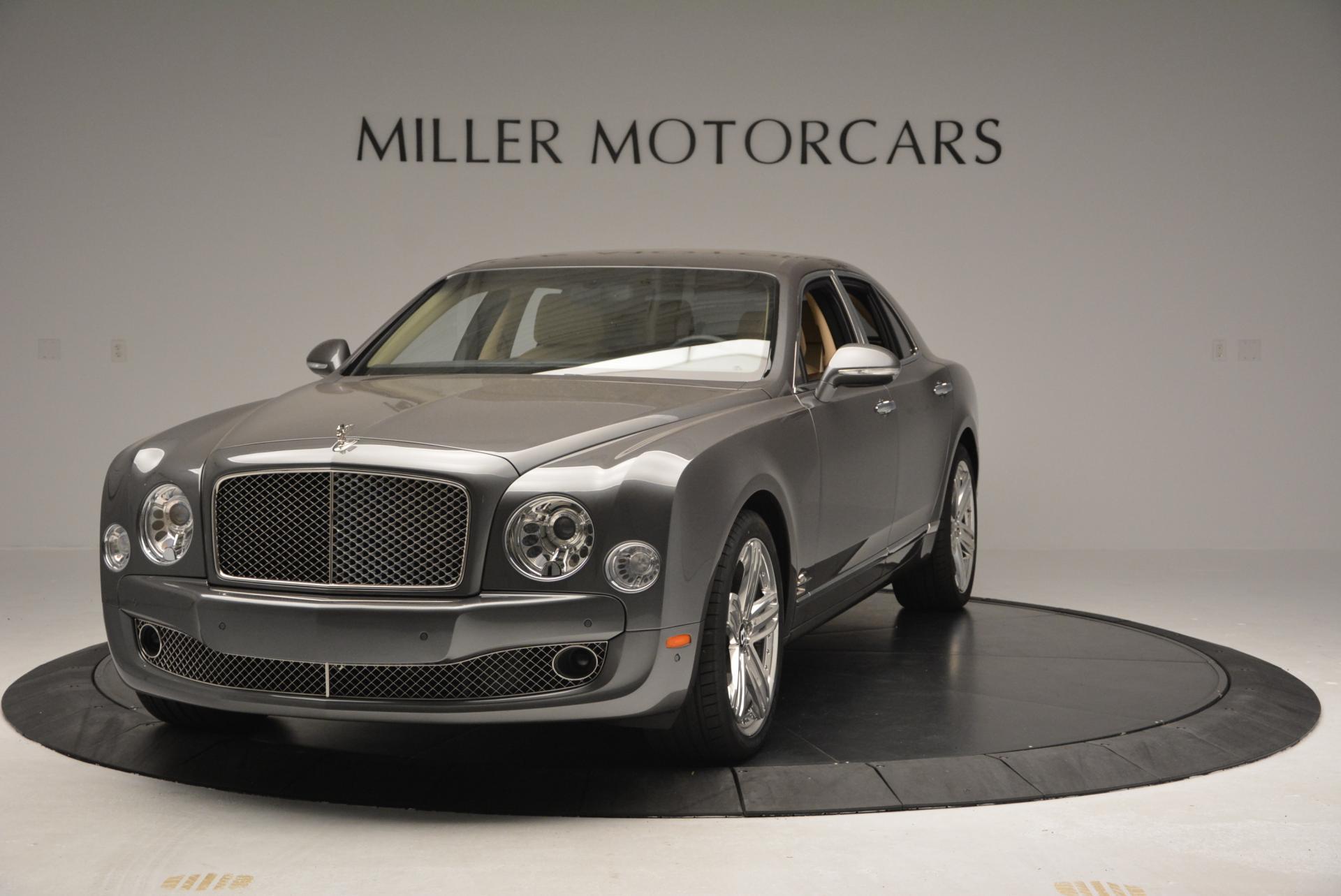 Used 2011 Bentley Mulsanne  For Sale In Westport, CT 30_main