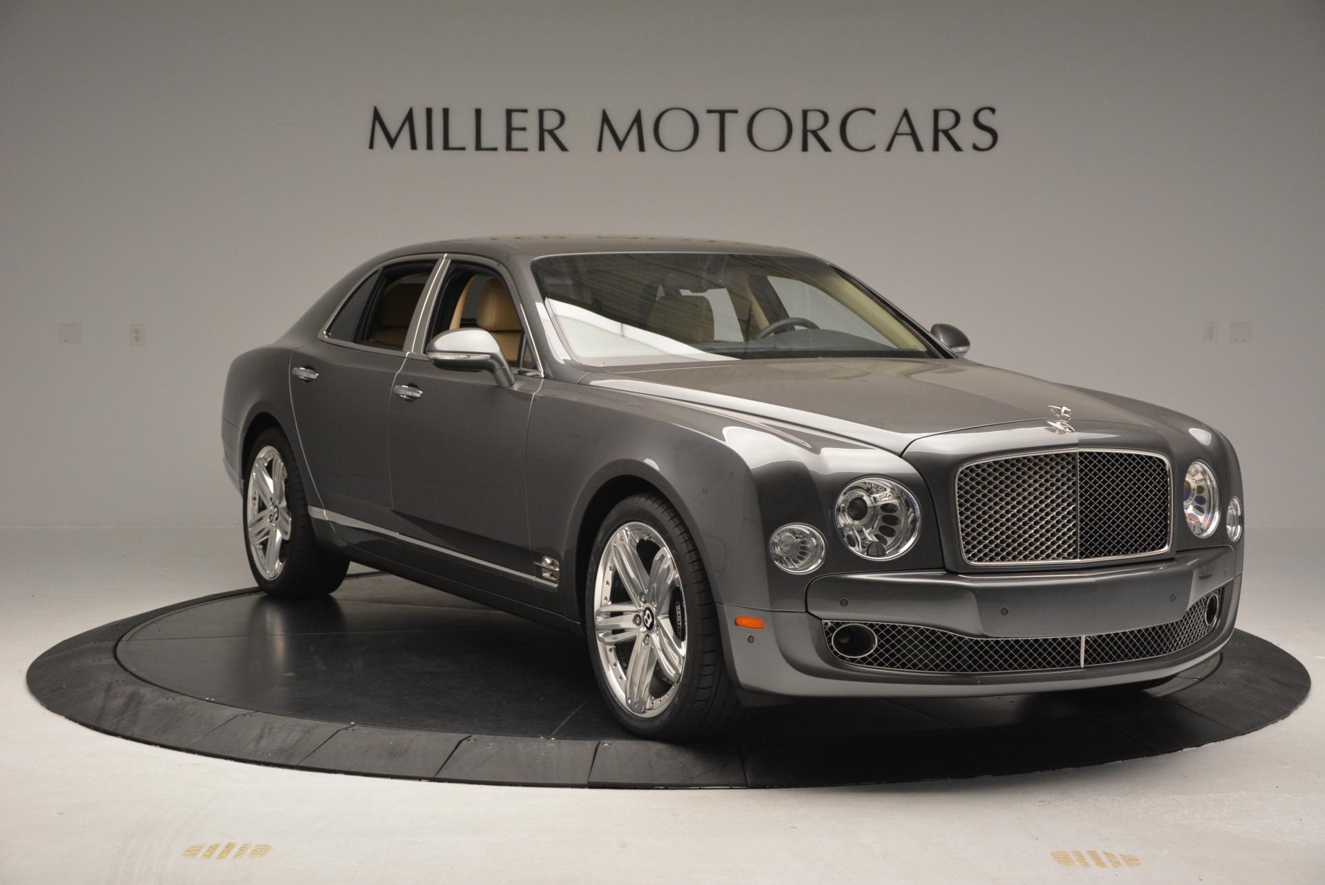 Used 2011 Bentley Mulsanne  For Sale In Westport, CT 30_p11