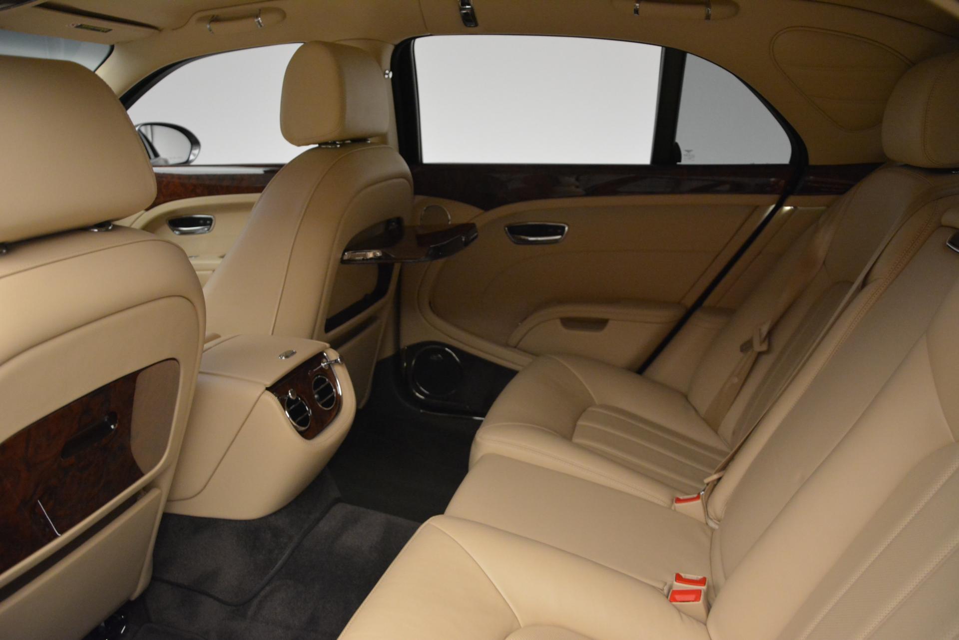 Used 2011 Bentley Mulsanne  For Sale In Westport, CT 30_p20