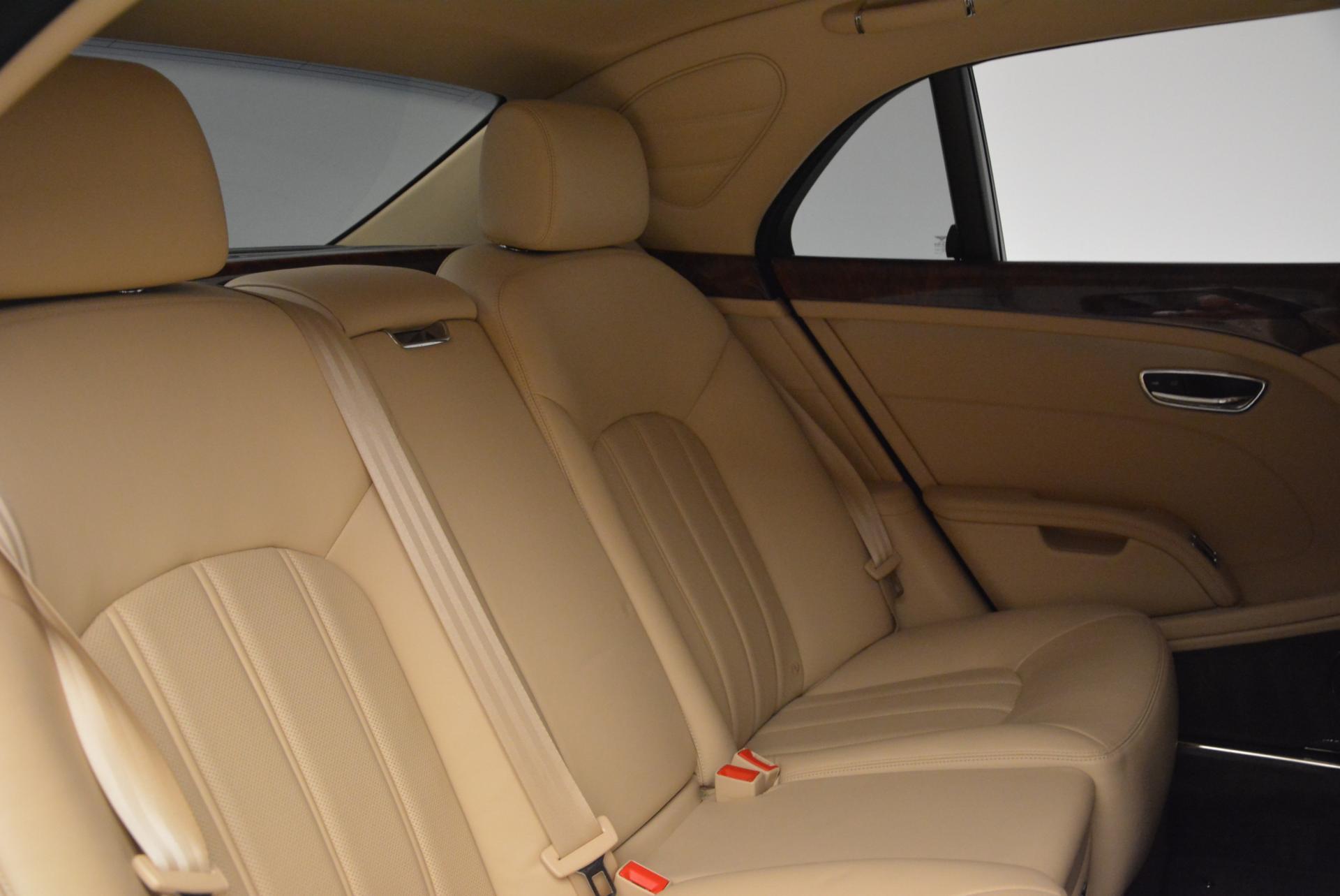 Used 2011 Bentley Mulsanne  For Sale In Westport, CT 30_p29
