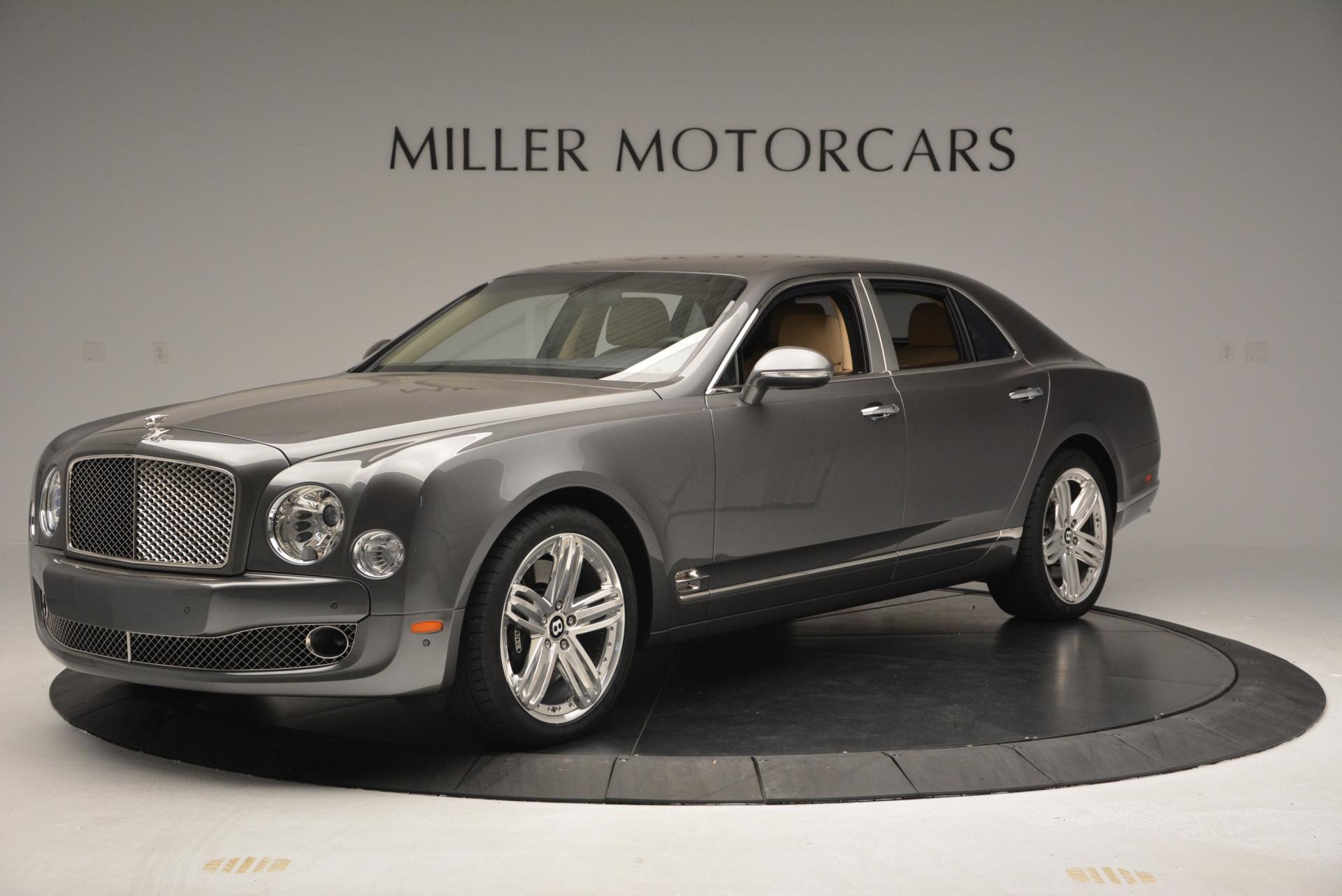 Used 2011 Bentley Mulsanne  For Sale In Westport, CT 30_p2