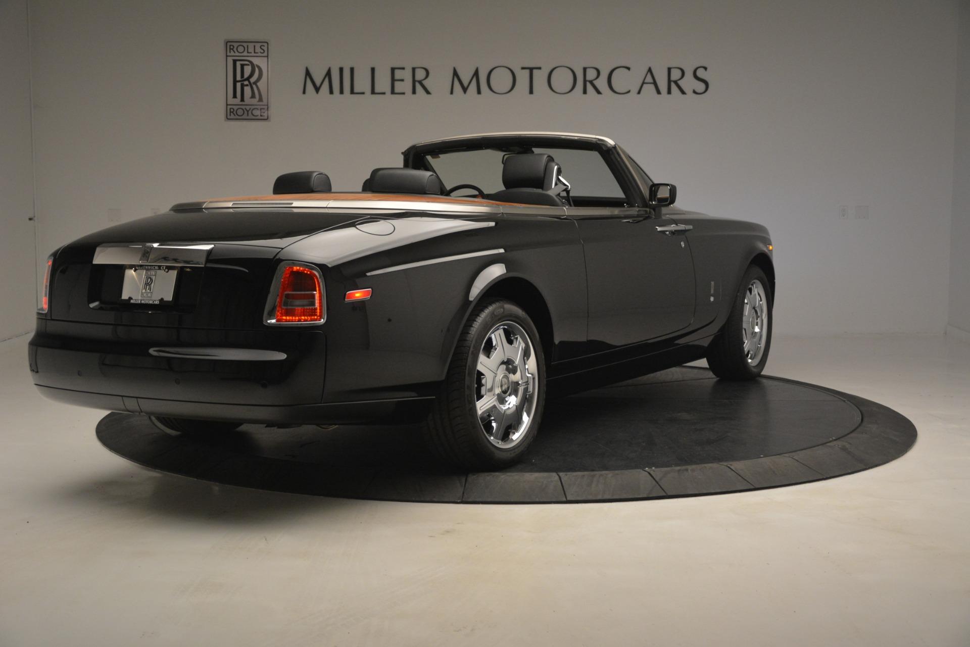 Used 2008 Rolls-Royce Phantom Drophead Coupe  For Sale In Westport, CT 3000_p11