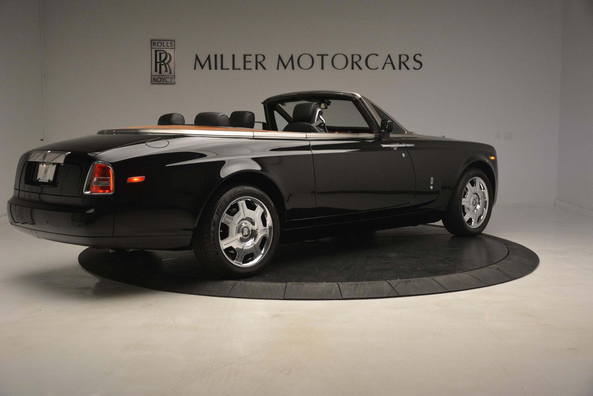 Used 2008 Rolls-Royce Phantom Drophead Coupe  For Sale In Westport, CT 3000_p12