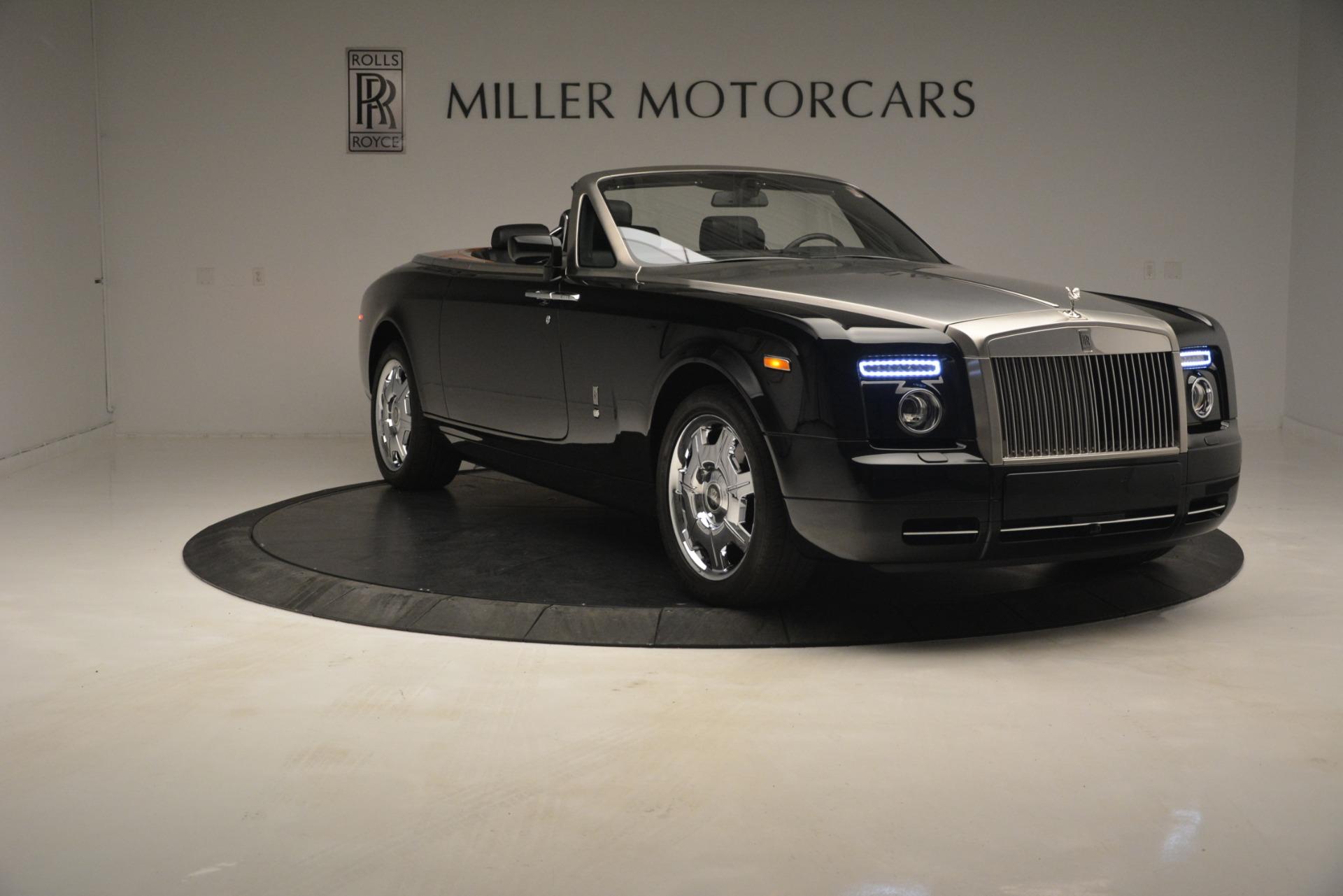 Used 2008 Rolls-Royce Phantom Drophead Coupe  For Sale In Westport, CT 3000_p16