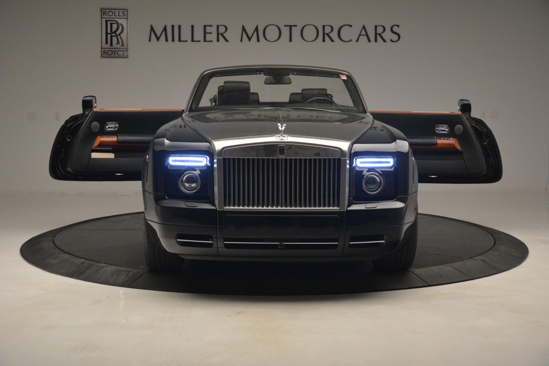 Used 2008 Rolls-Royce Phantom Drophead Coupe  For Sale In Westport, CT 3000_p17
