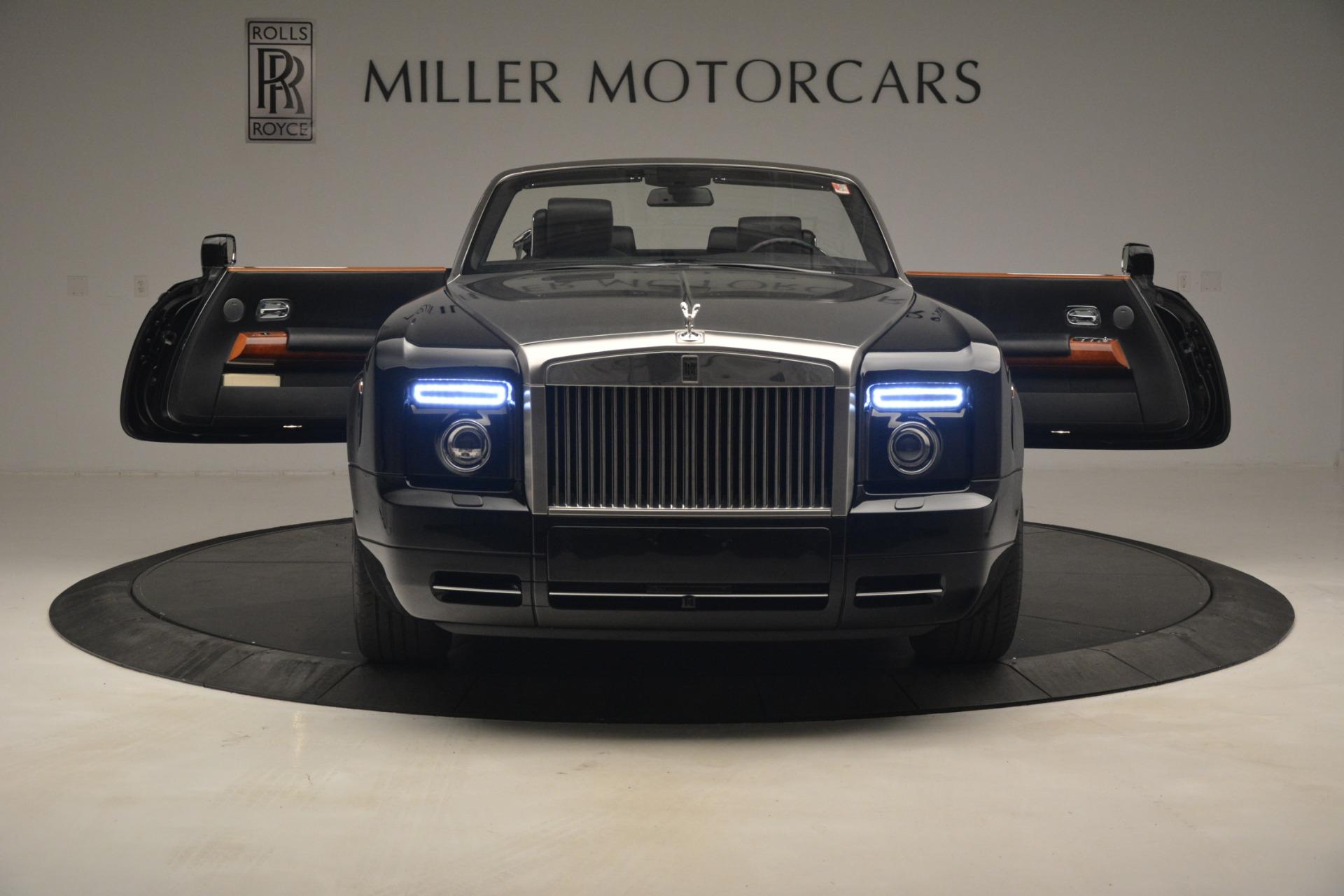 Used 2008 Rolls-Royce Phantom Drophead Coupe  For Sale In Westport, CT 3000_p18