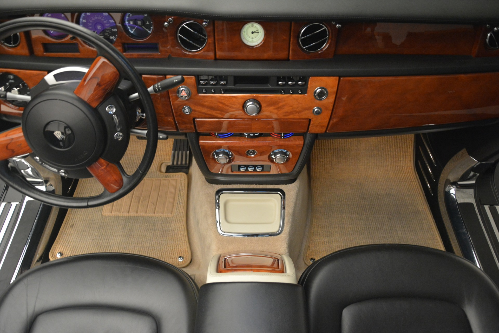 Used 2008 Rolls-Royce Phantom Drophead Coupe  For Sale In Westport, CT 3000_p23