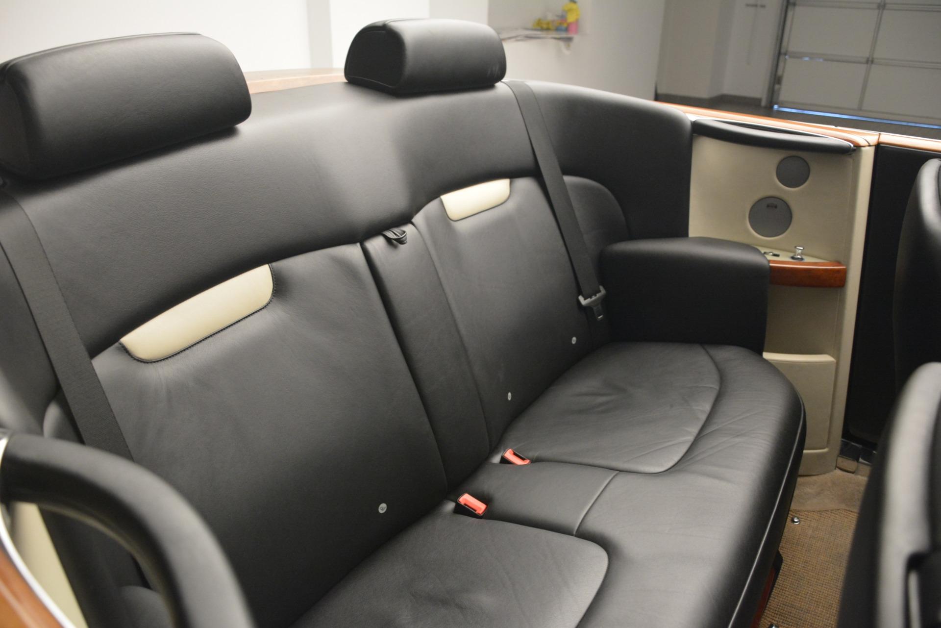 Used 2008 Rolls-Royce Phantom Drophead Coupe  For Sale In Westport, CT 3000_p24