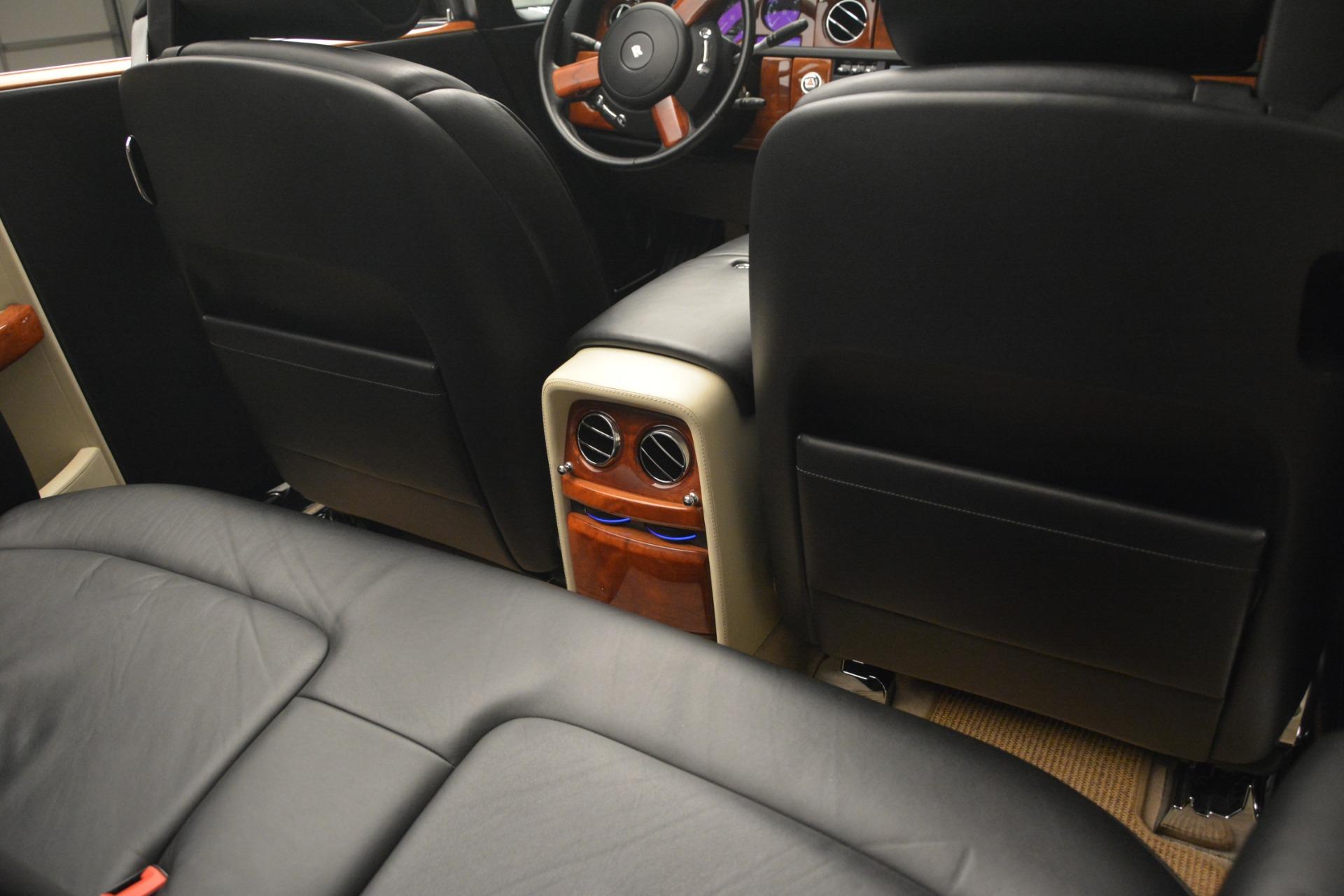 Used 2008 Rolls-Royce Phantom Drophead Coupe  For Sale In Westport, CT 3000_p28