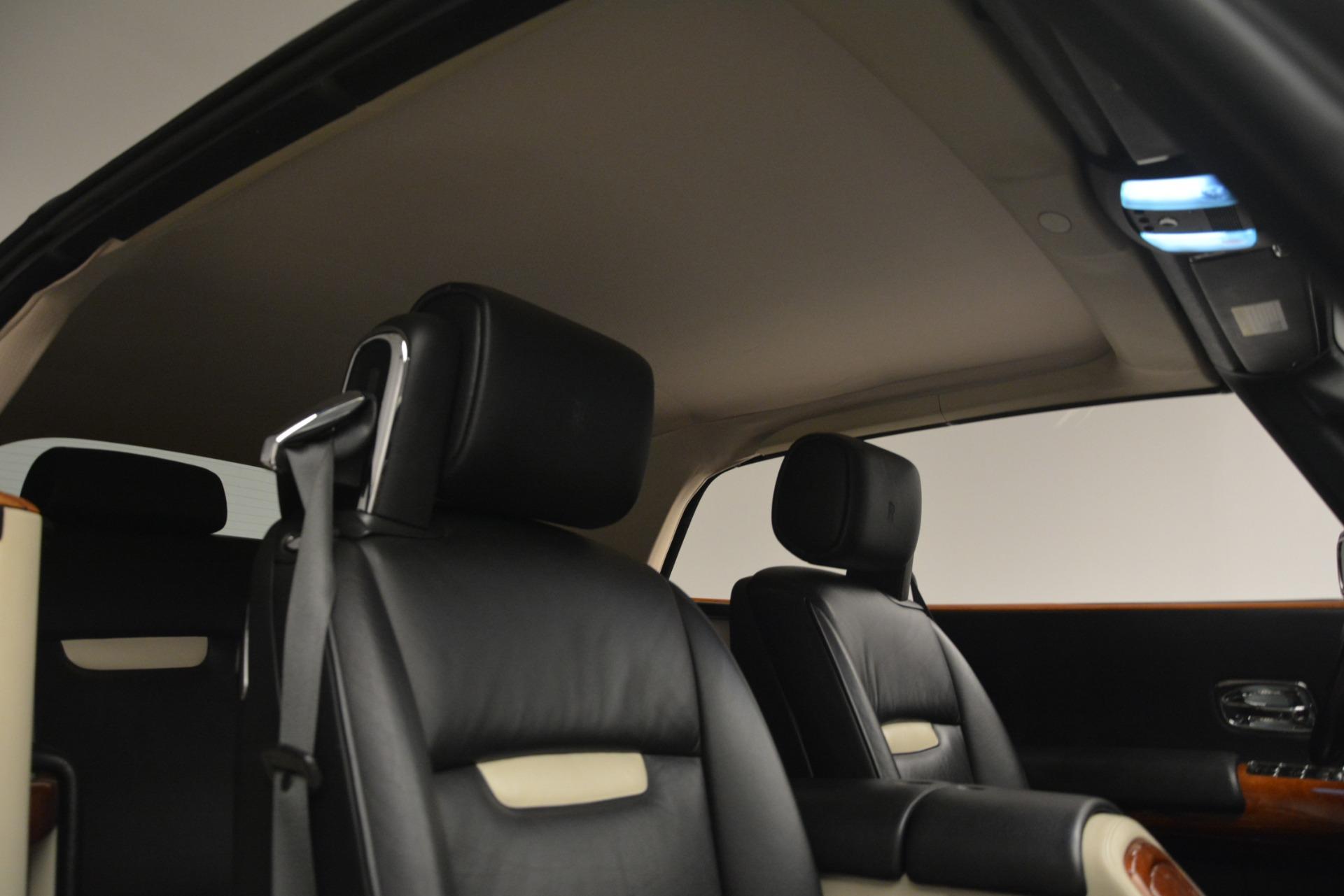 Used 2008 Rolls-Royce Phantom Drophead Coupe  For Sale In Westport, CT 3000_p29
