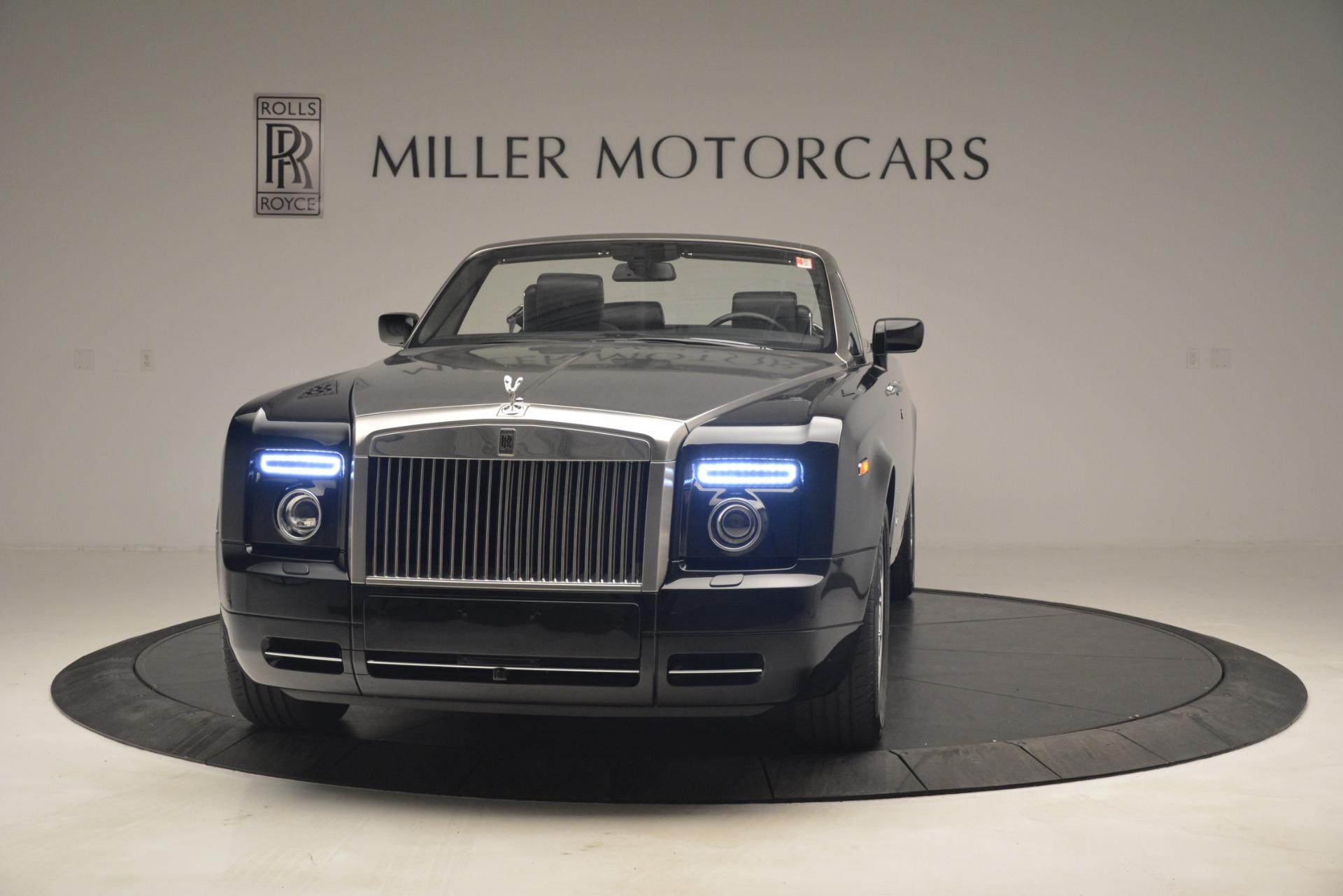 Used 2008 Rolls-Royce Phantom Drophead Coupe  For Sale In Westport, CT 3000_p2