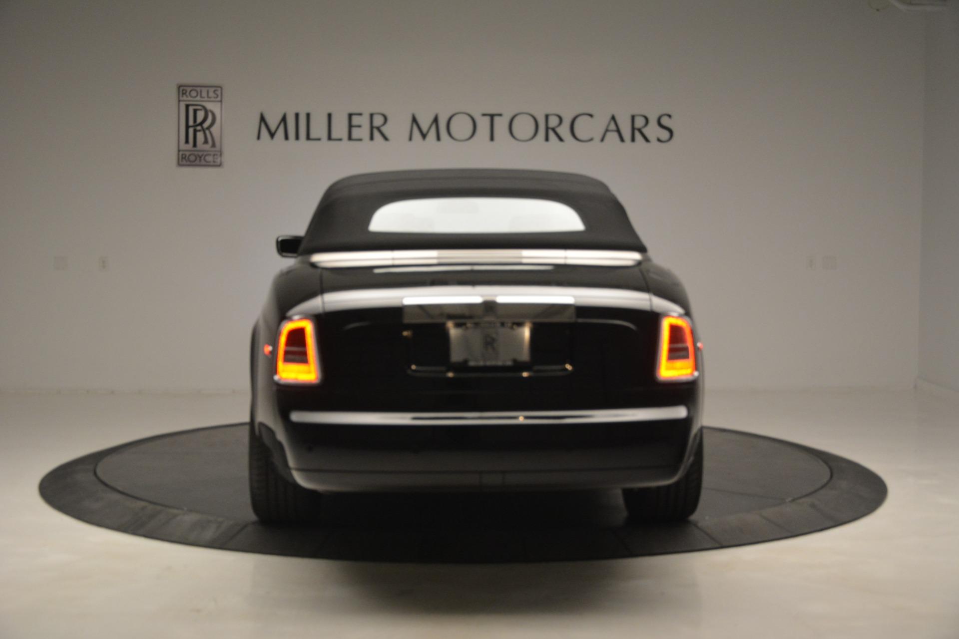 Used 2008 Rolls-Royce Phantom Drophead Coupe  For Sale In Westport, CT 3000_p37