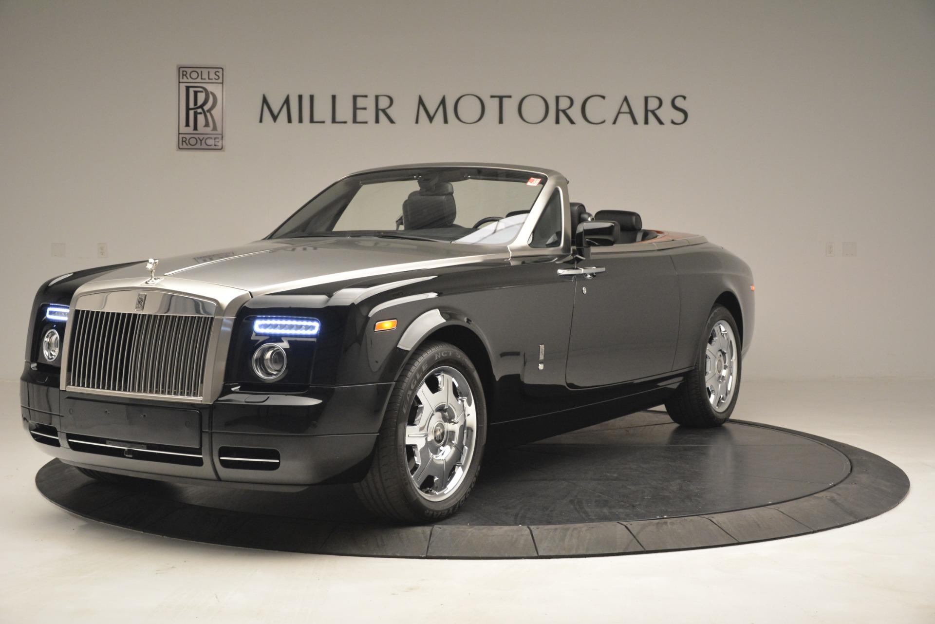 Used 2008 Rolls-Royce Phantom Drophead Coupe  For Sale In Westport, CT 3000_p3