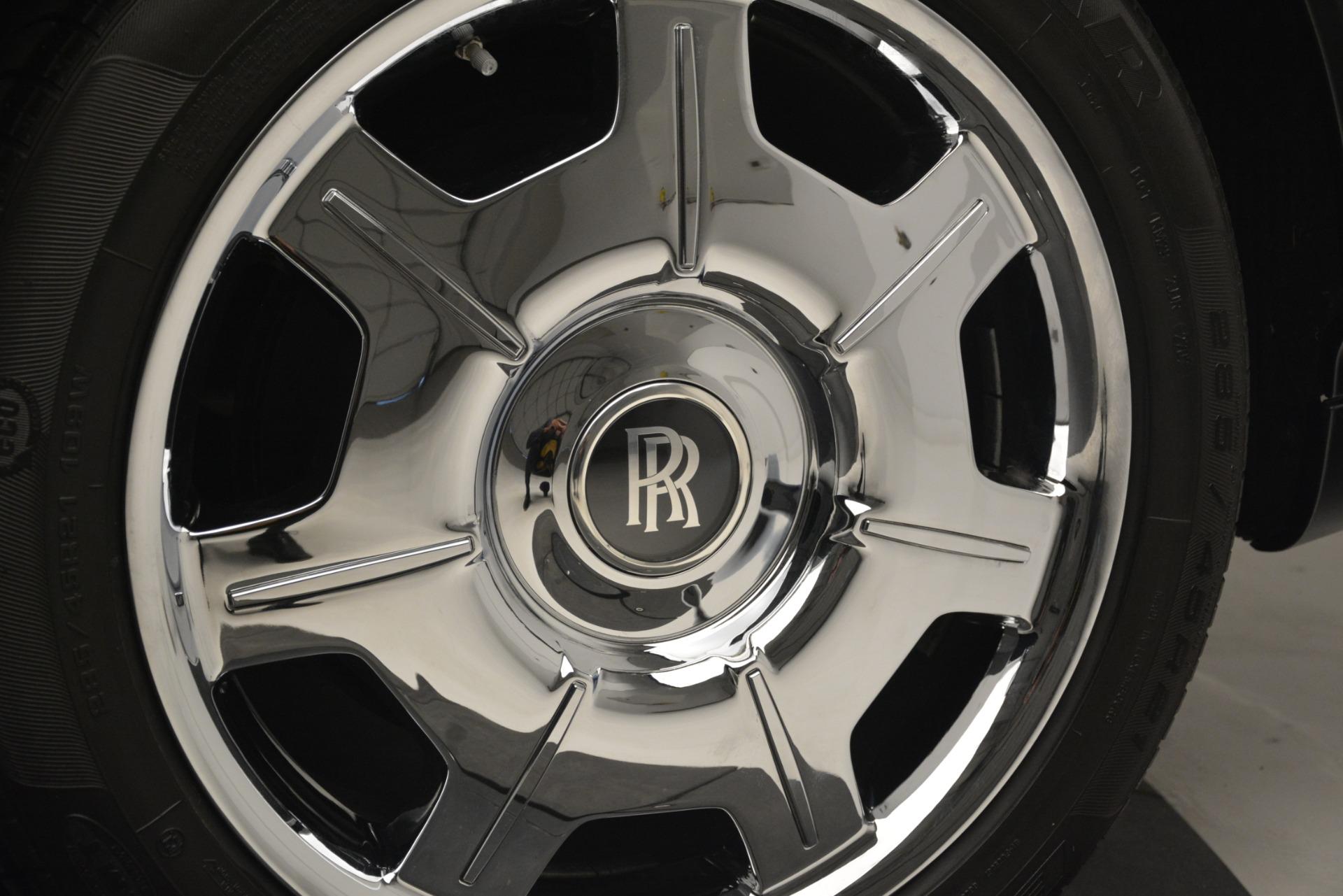 Used 2008 Rolls-Royce Phantom Drophead Coupe  For Sale In Westport, CT 3000_p43