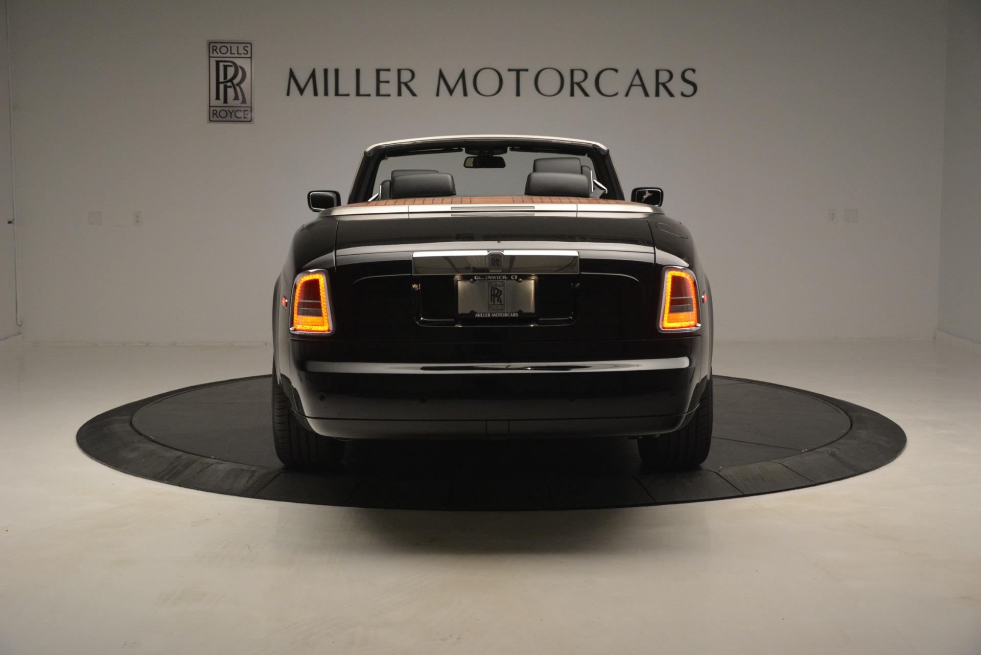 Used 2008 Rolls-Royce Phantom Drophead Coupe  For Sale In Westport, CT 3000_p9