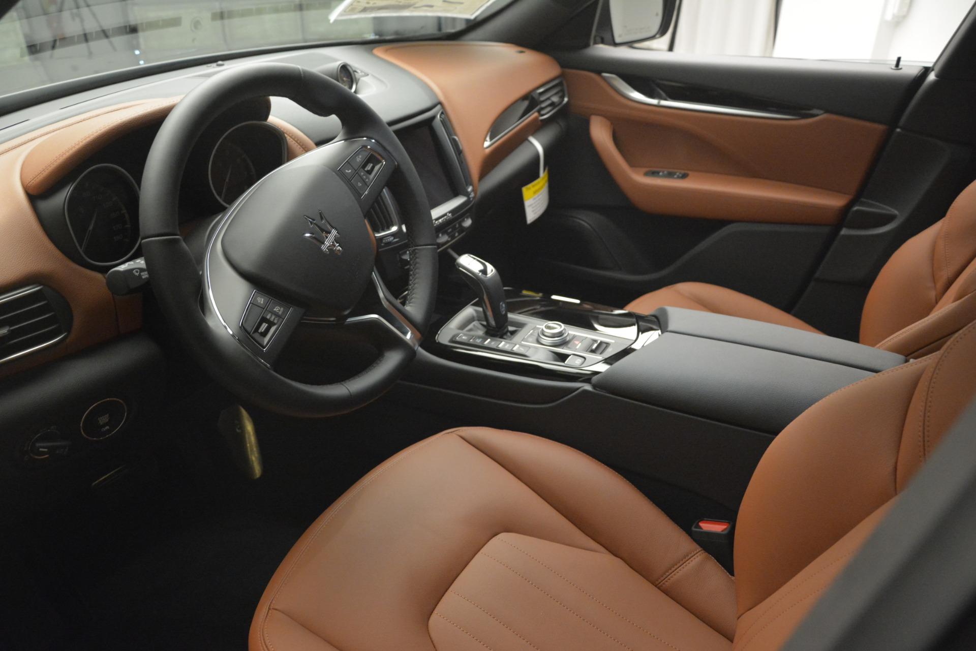 New 2019 Maserati Levante Q4 For Sale In Westport, CT 3002_p14