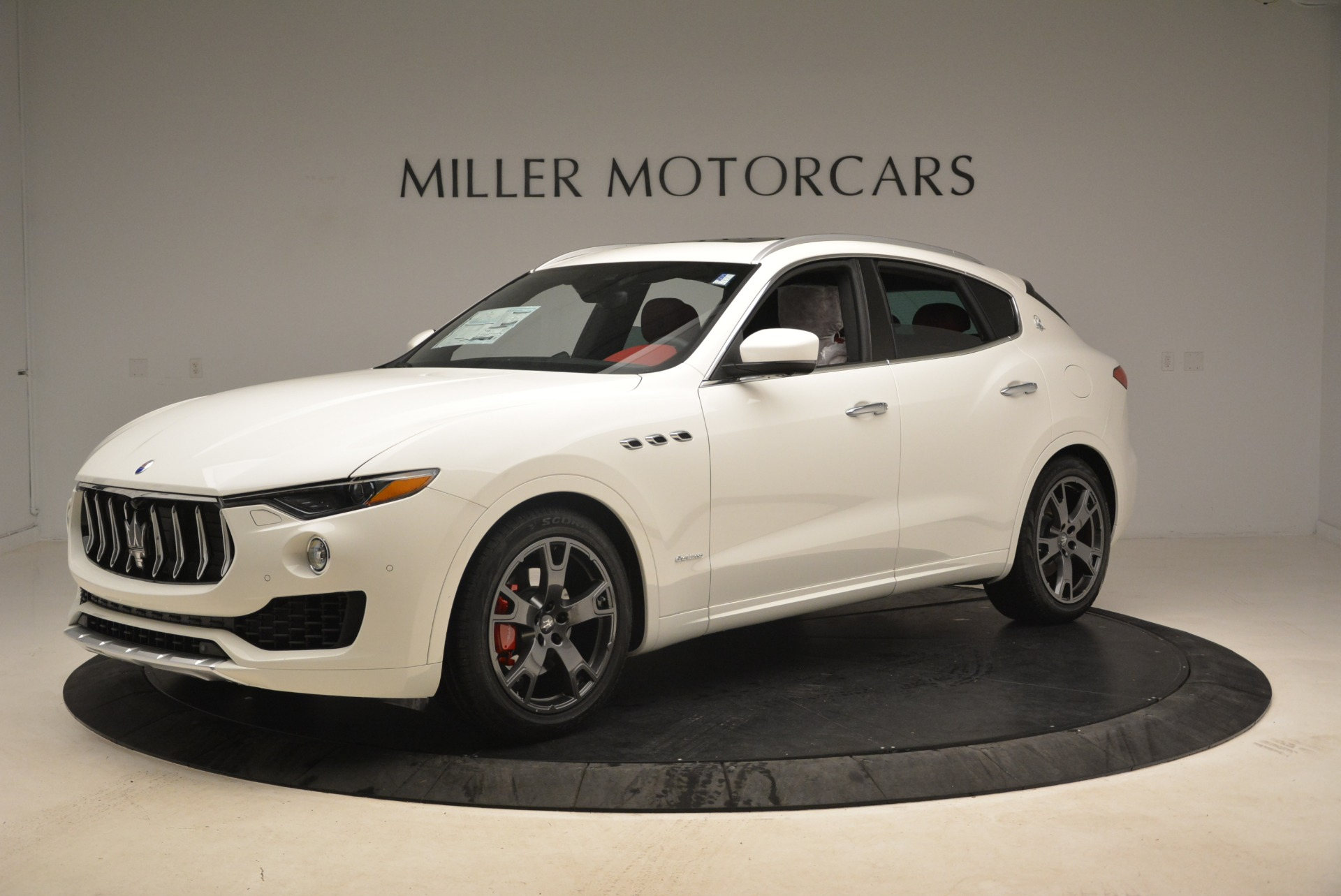New 2019 Maserati Levante S Q4 GranLusso For Sale In Westport, CT 3003_p2