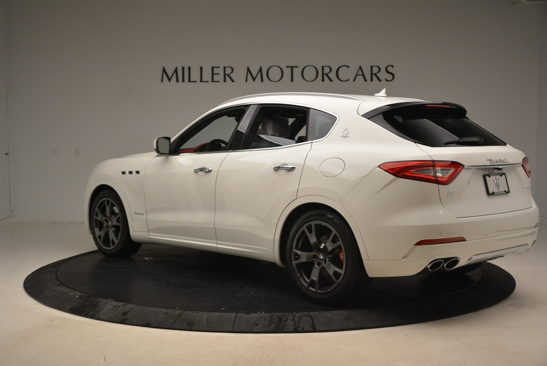 New 2019 Maserati Levante S Q4 GranLusso For Sale In Westport, CT 3003_p5