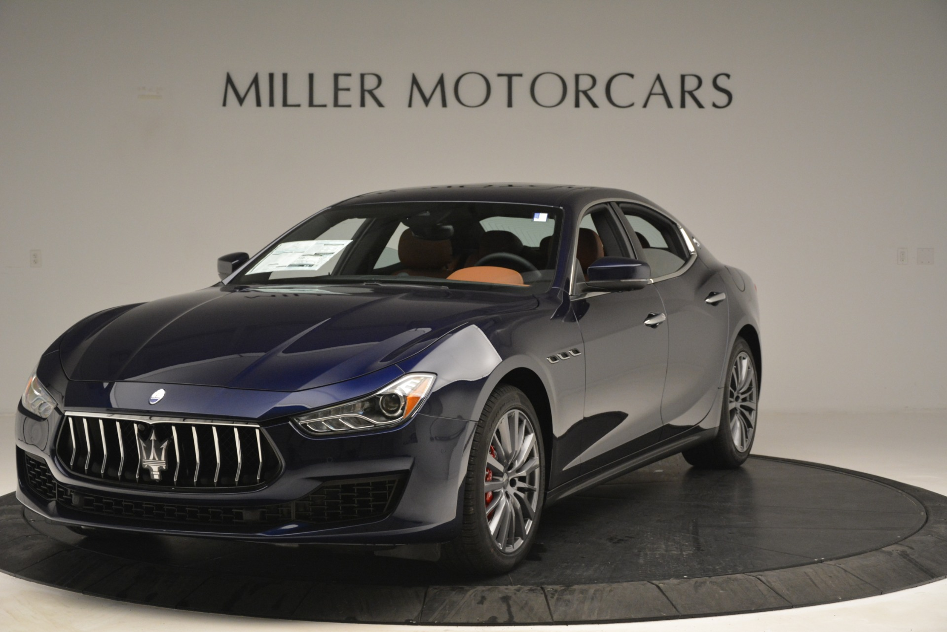 New 2019 Maserati Ghibli S Q4 For Sale In Westport, CT 3004_main