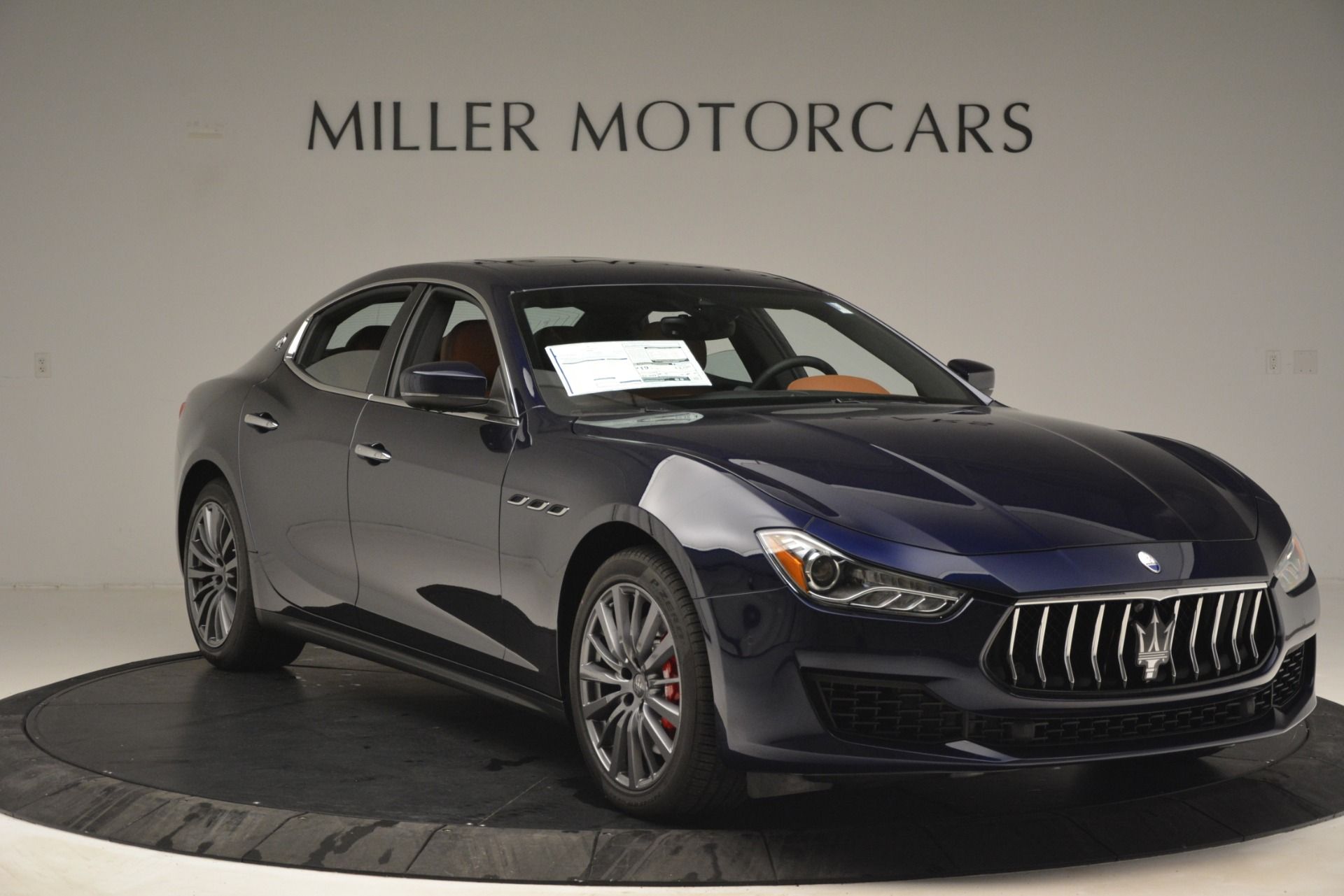 New 2019 Maserati Ghibli S Q4 For Sale In Westport, CT 3004_p11