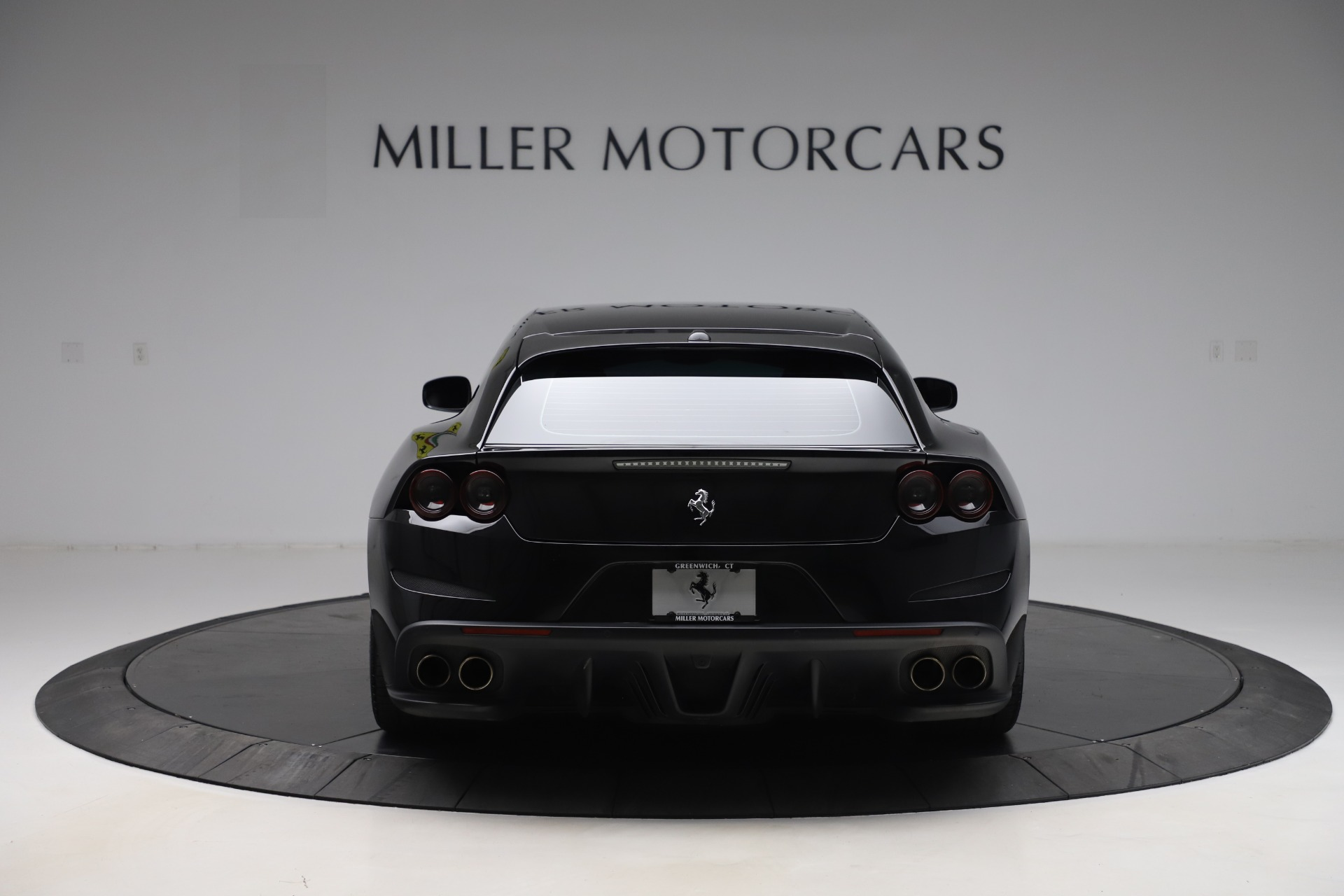 Used 2018 Ferrari GTC4Lusso  For Sale In Westport, CT 3005_p6