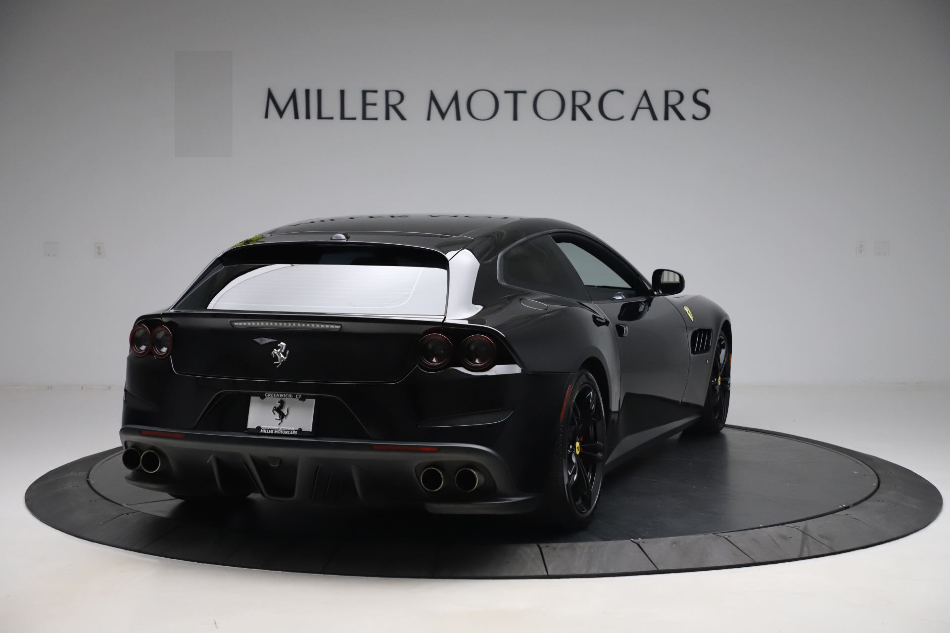 Used 2018 Ferrari GTC4Lusso  For Sale In Westport, CT 3005_p7