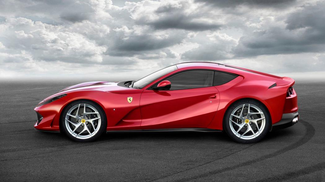 New 2019 Ferrari 812 Superfast  For Sale In Westport, CT 3007_p2