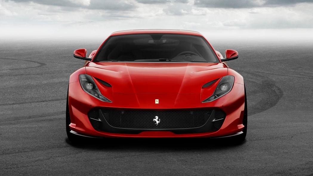 New 2019 Ferrari 812 Superfast  For Sale In Westport, CT 3007_p4
