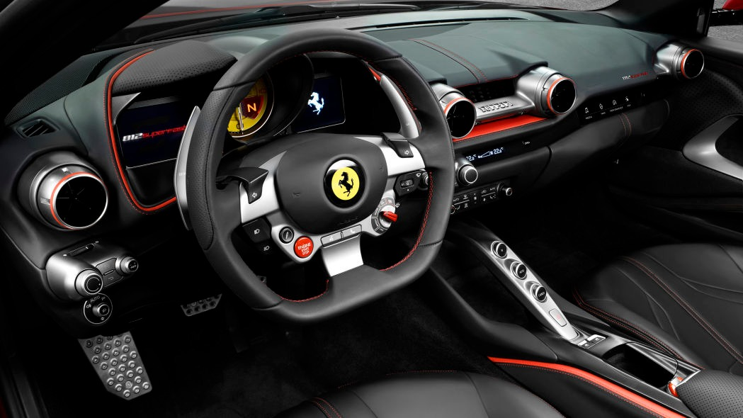 New 2019 Ferrari 812 Superfast  For Sale In Westport, CT 3007_p5