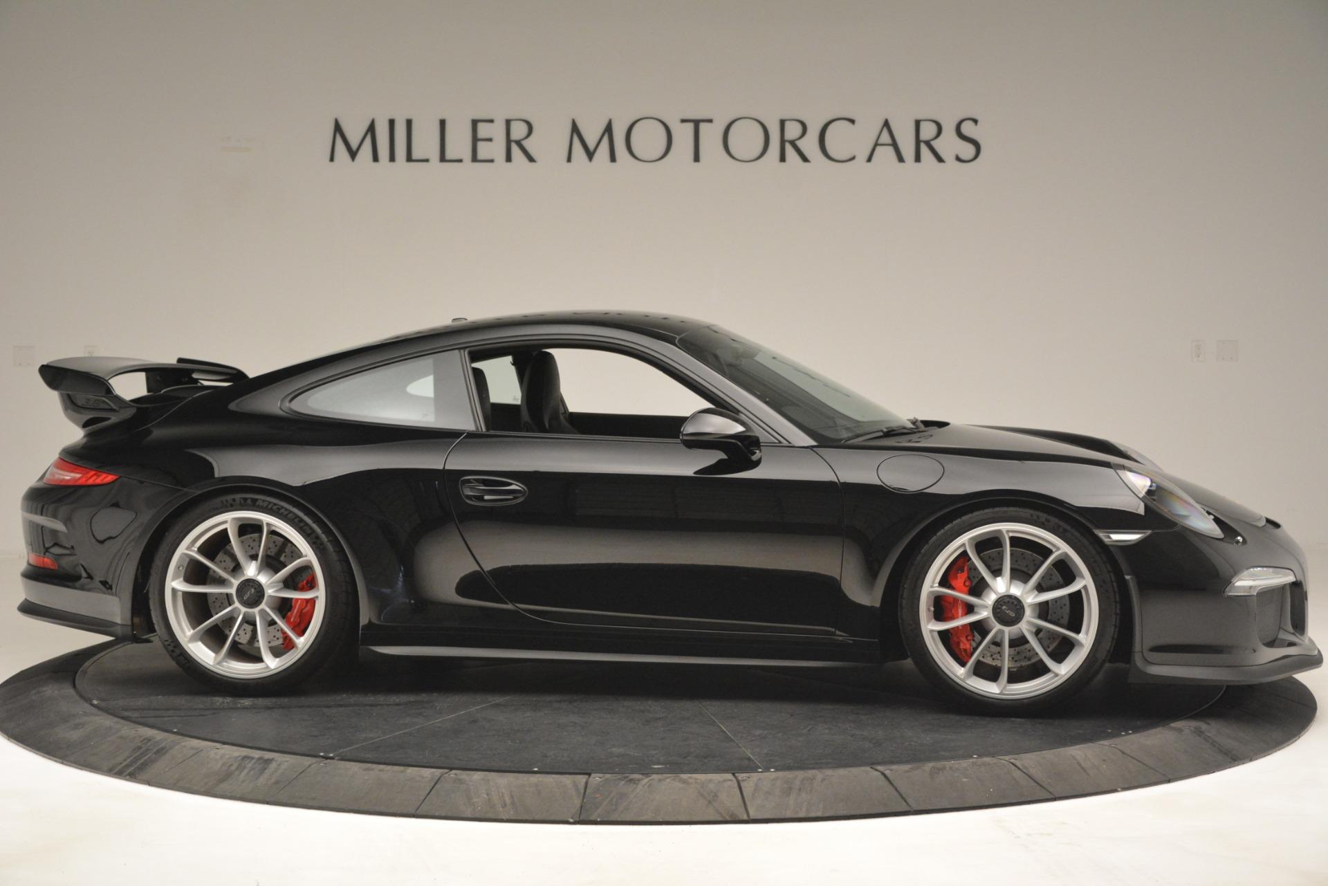 Used 2015 Porsche 911 GT3 For Sale In Westport, CT 3009_p10